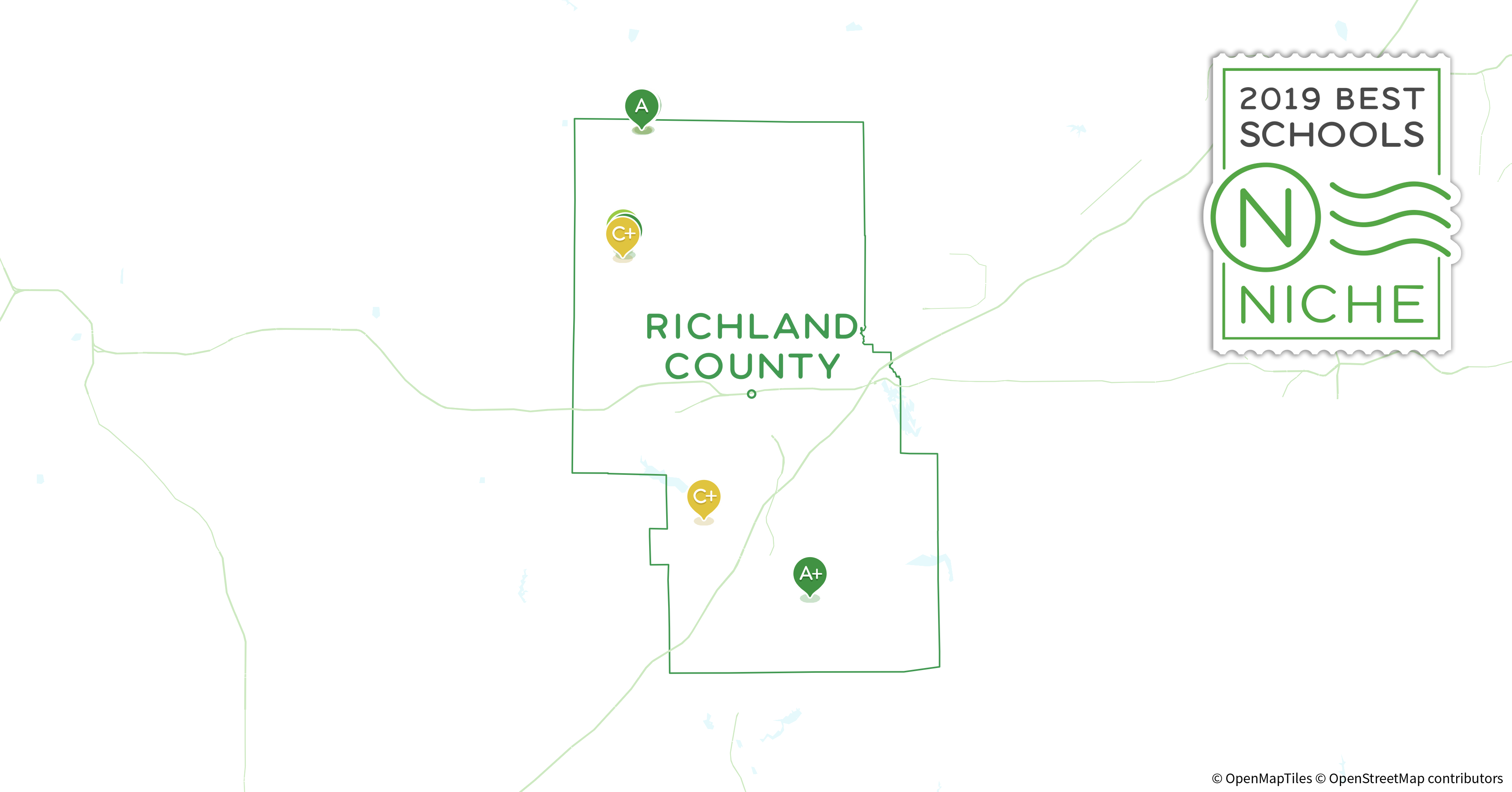 School Districts in Richland County, OH - Niche
