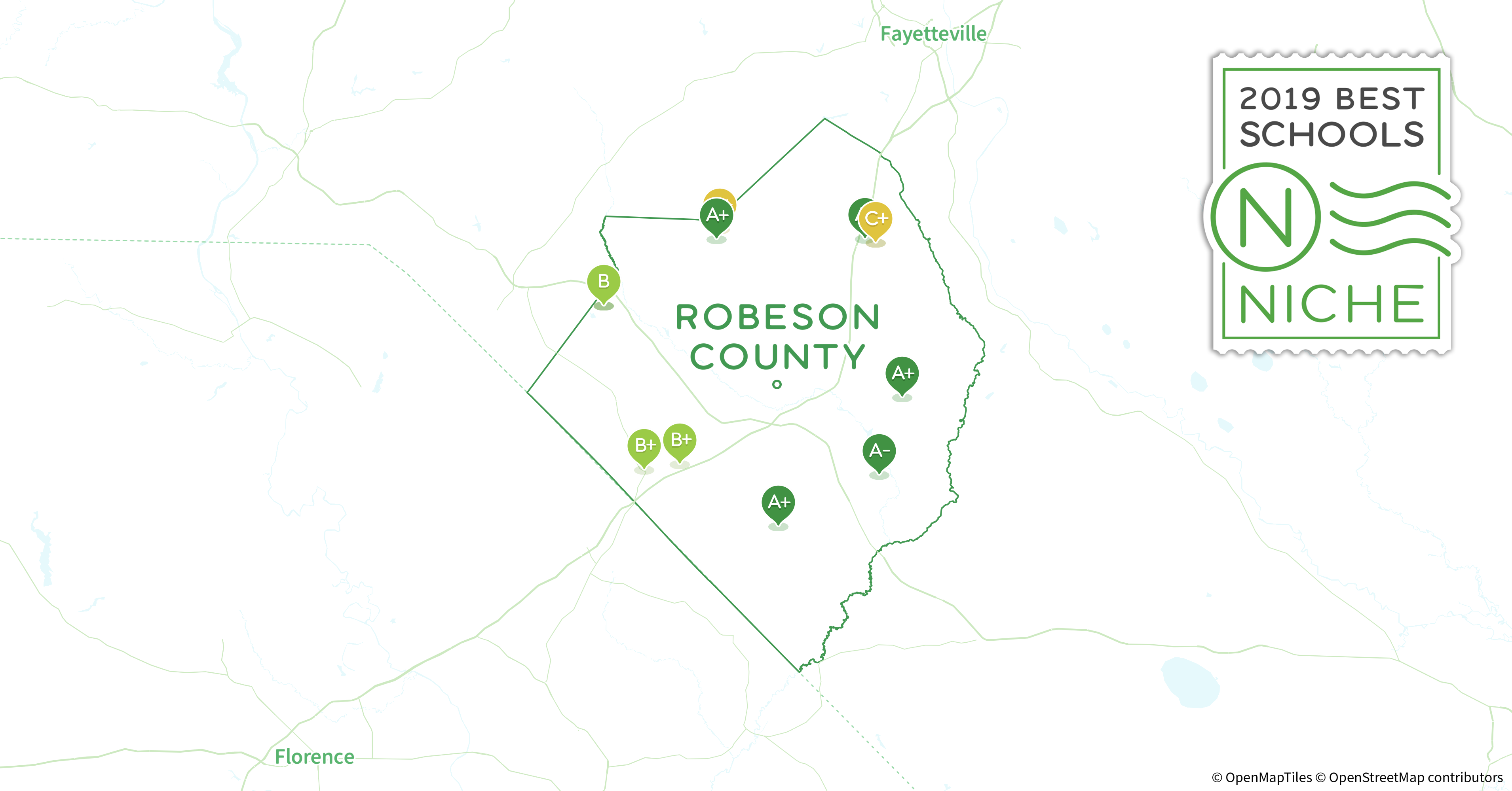 2019 Best Public Elementary Schools In Robeson County Nc Niche