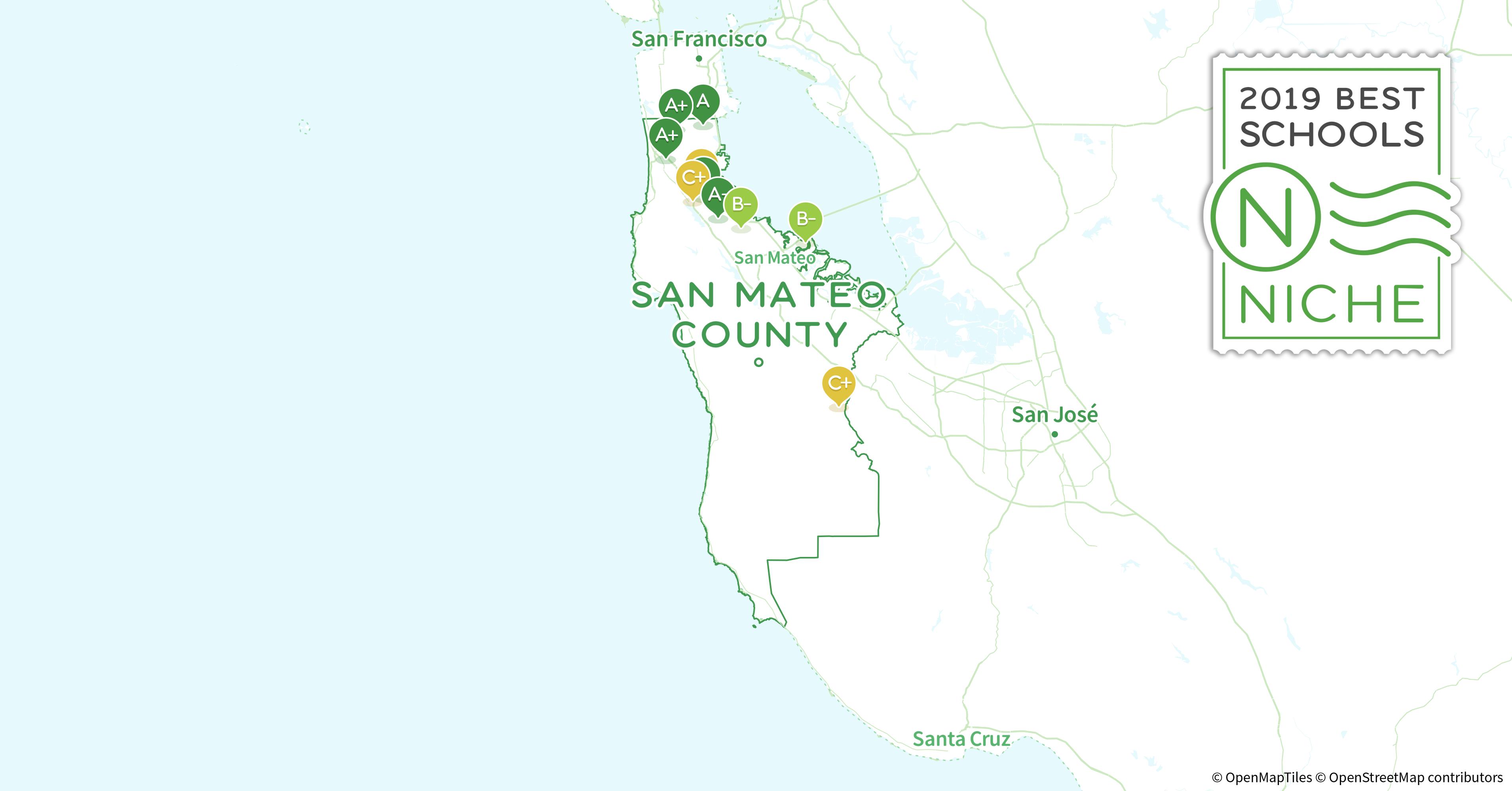 San Mateo High School Campus Map.2019 Best Private High Schools In San Mateo County Ca Niche