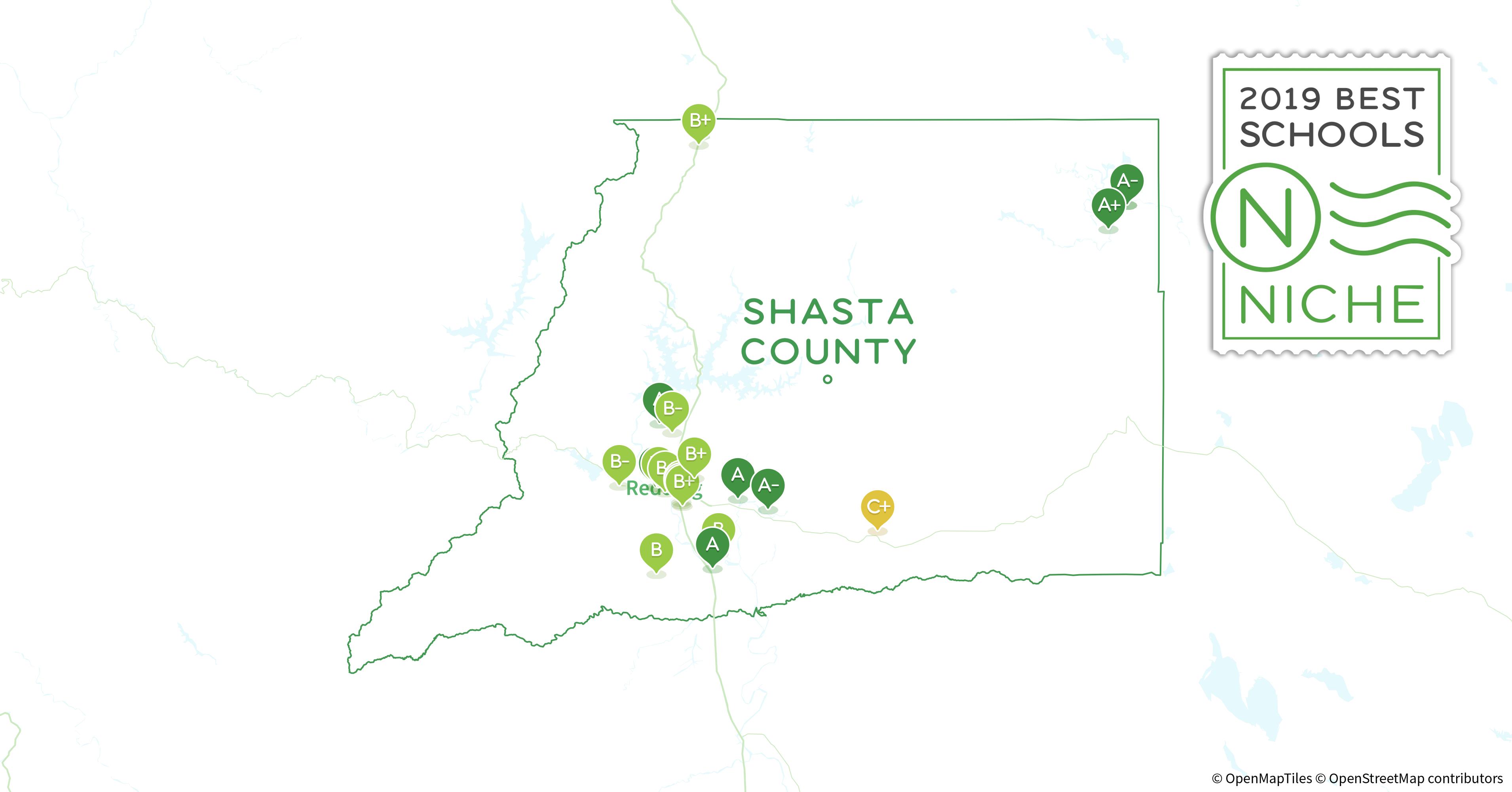 School Districts in Shasta County, CA - Niche