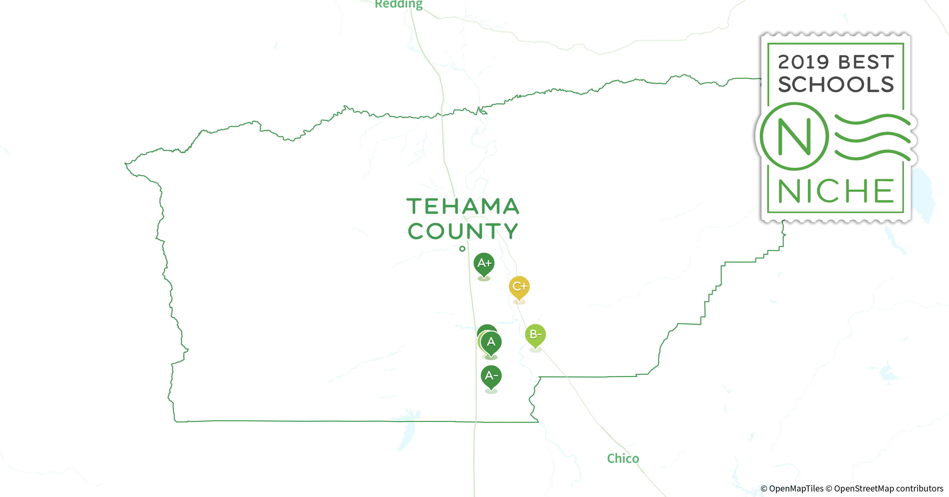 2019 Best Public Elementary Schools In Tehama County Ca Niche