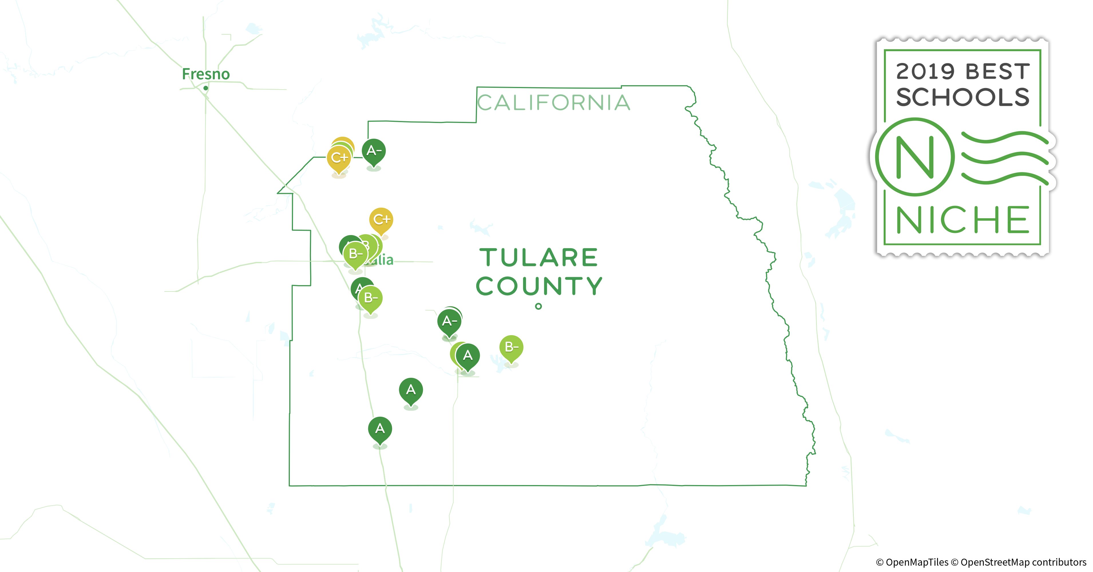 919f4fda4 2019 Best High Schools in Tulare County