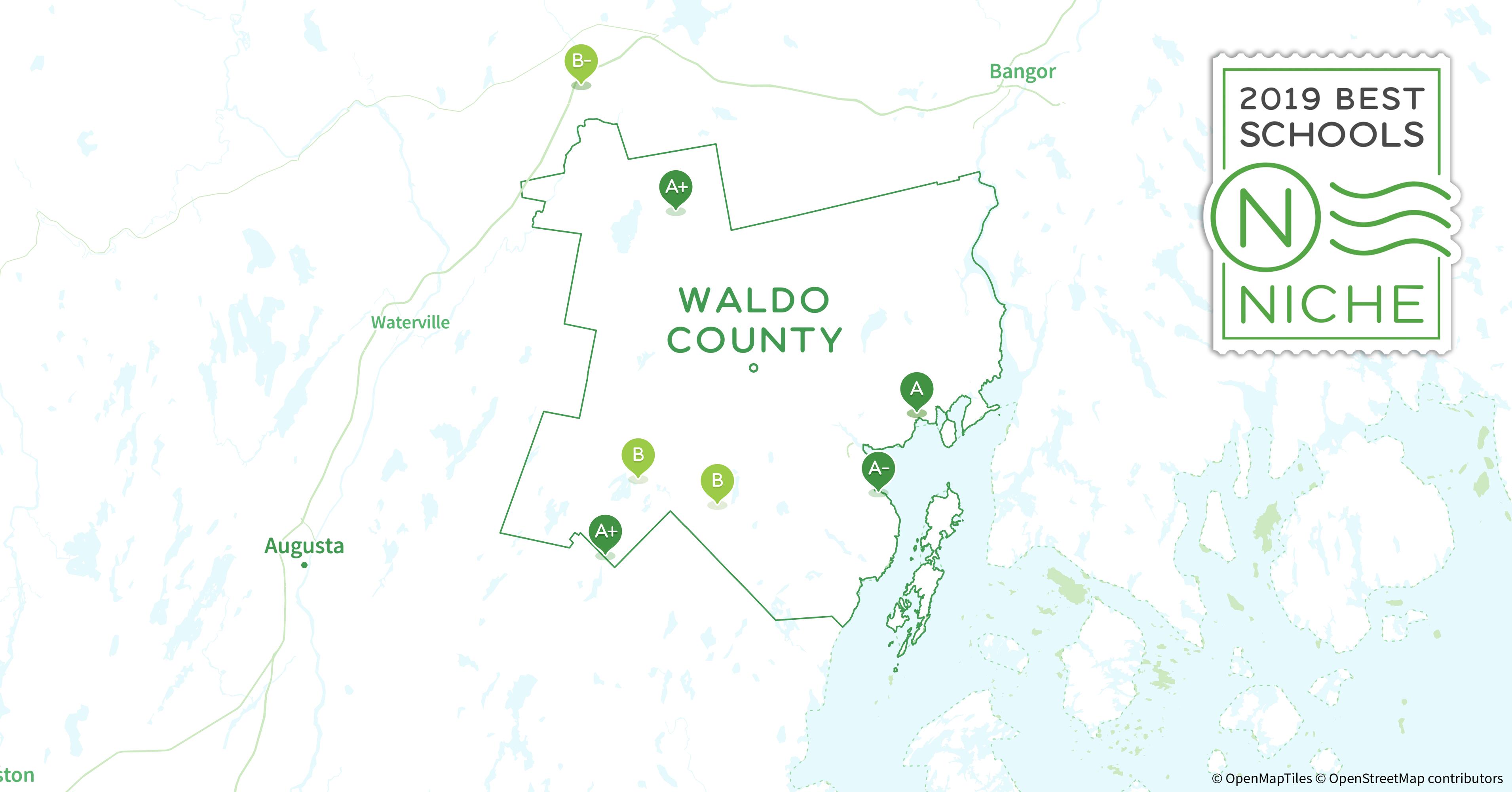 Best Of The Best Waldo County 2019 2019 Best Public Elementary Schools in Waldo County, ME   Niche