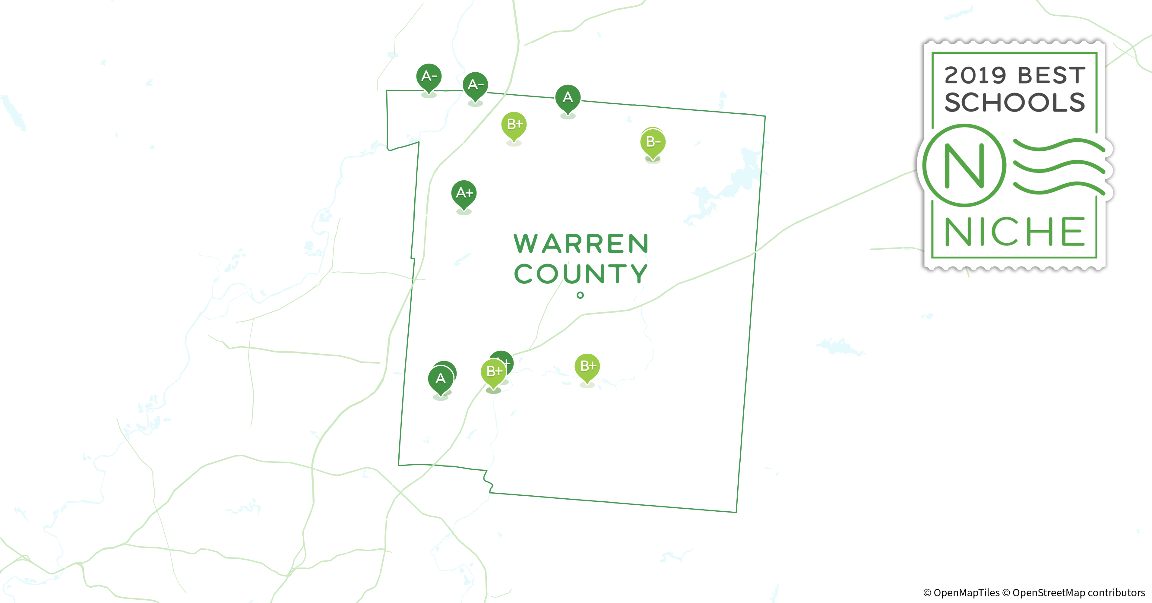 2019 Best Public High Schools In Warren County Oh Niche