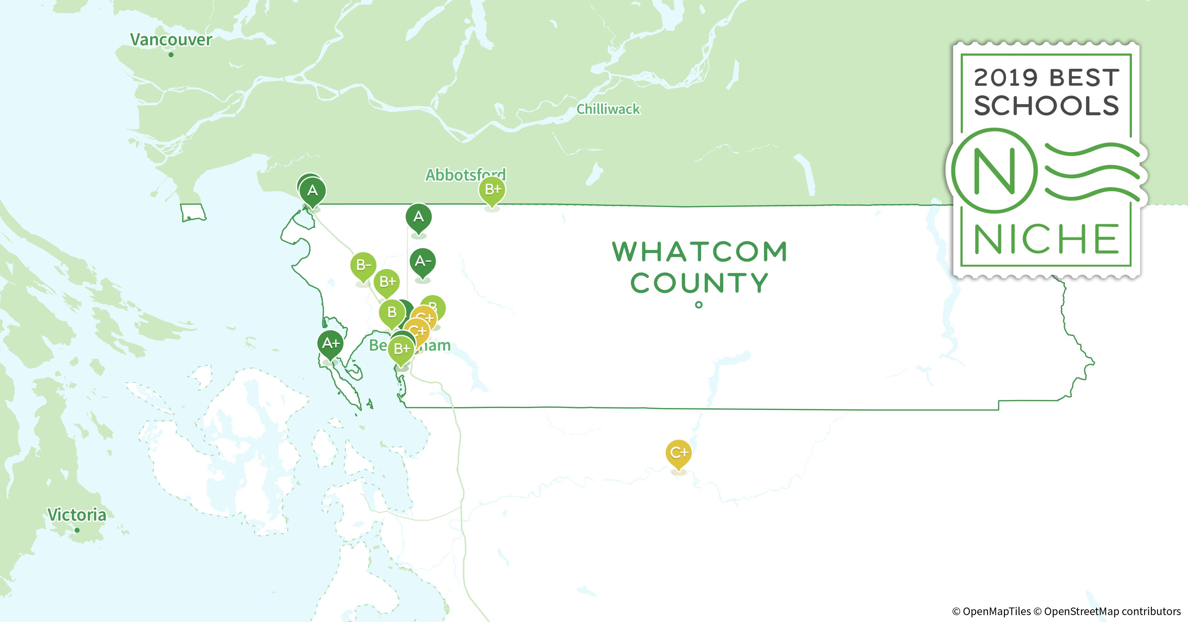 Districts in Whatcom County, WA - Niche on