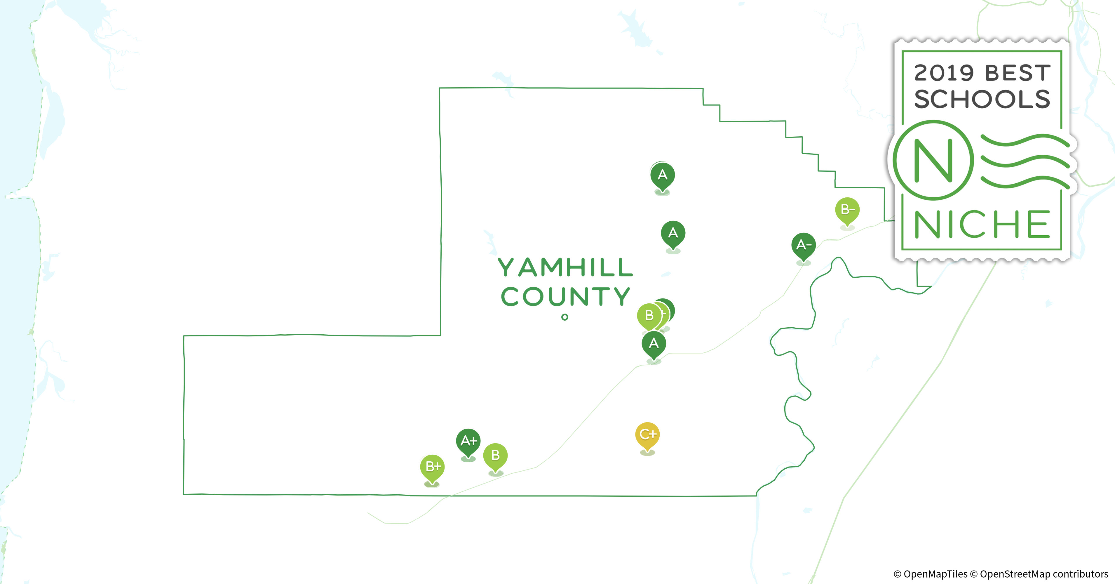 2019 Best High s in Yamhill County, OR - Niche Yamhill County Map on mcminnville map, oregon map, carlton or map, willamette valley county map, durham county map, kanabec county map, lincoln county map, linn county map, dunthorpe map, cowlitz county map, weston county map, clackamas county map, albany county map, columbia county map, dayton county map, portland county map, ashland county map, eugene county map, wallowa county map, marion county map,