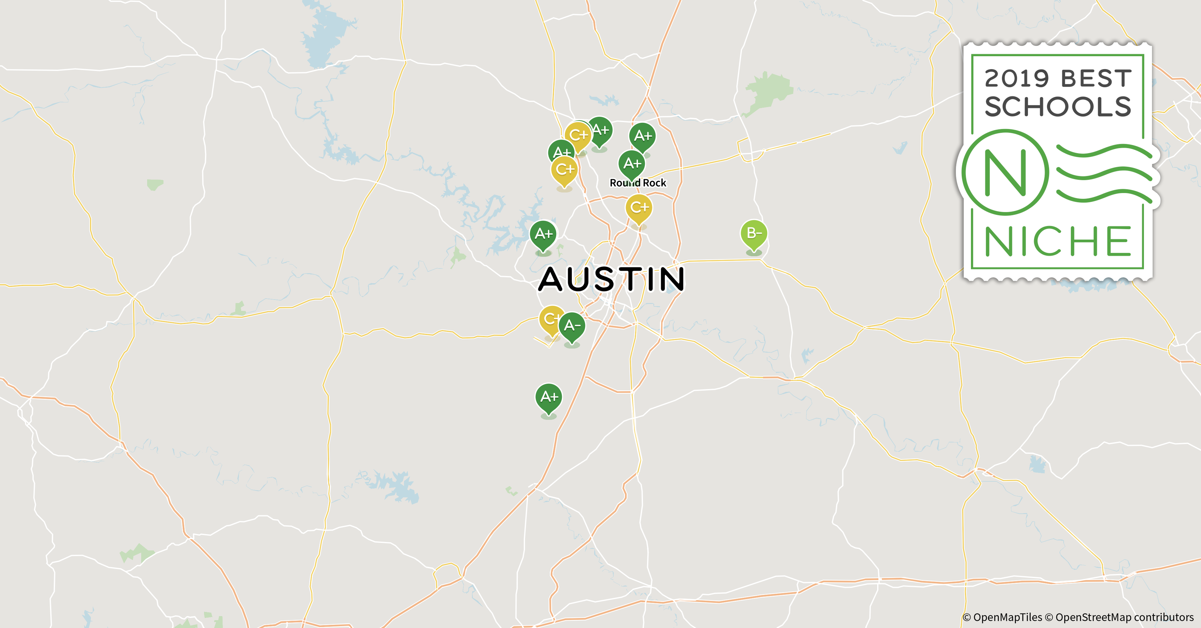 2019 Best School Districts in the Austin Area - Niche