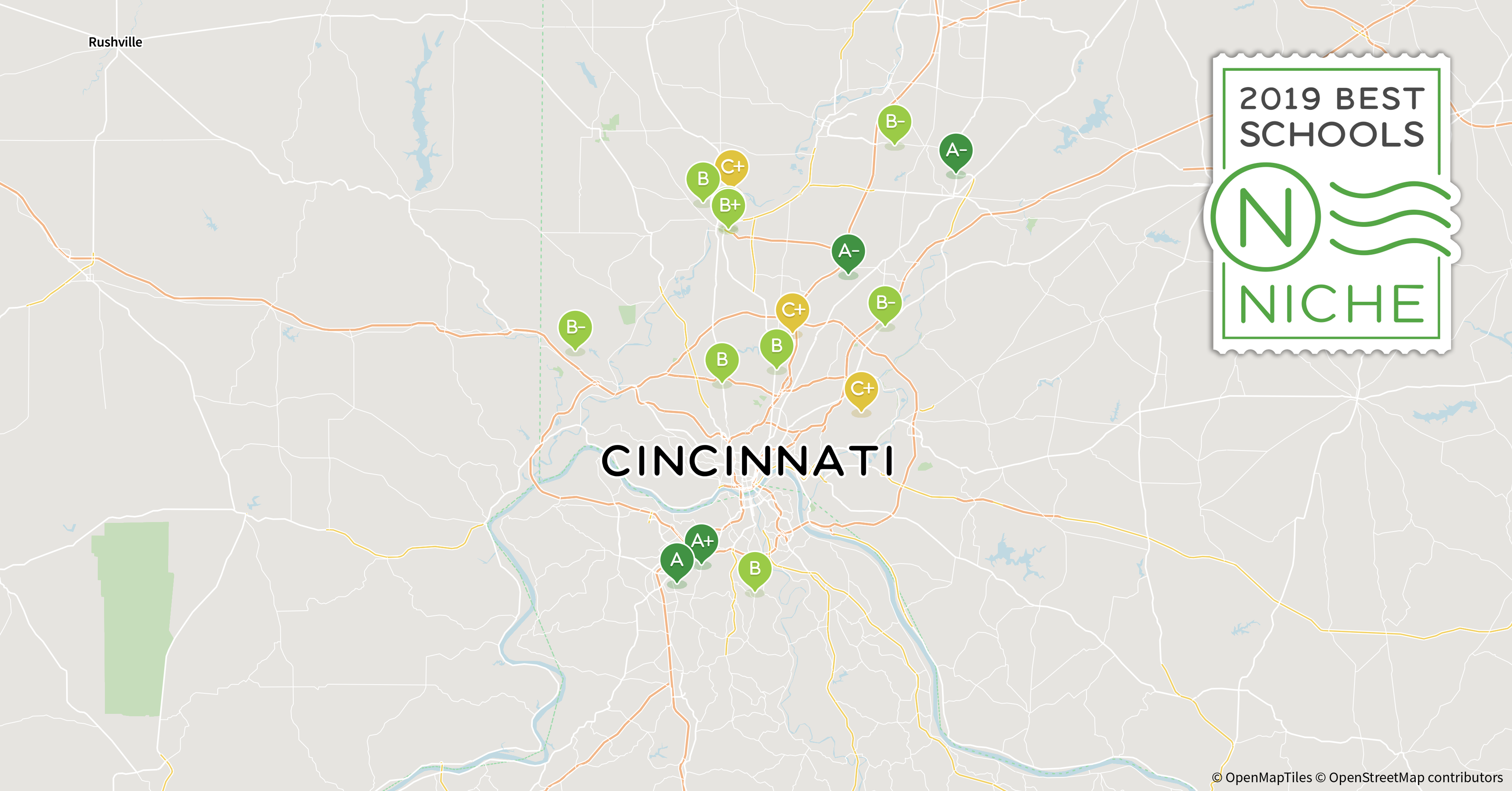 2019 Best School Districts In The Cincinnati Area Niche