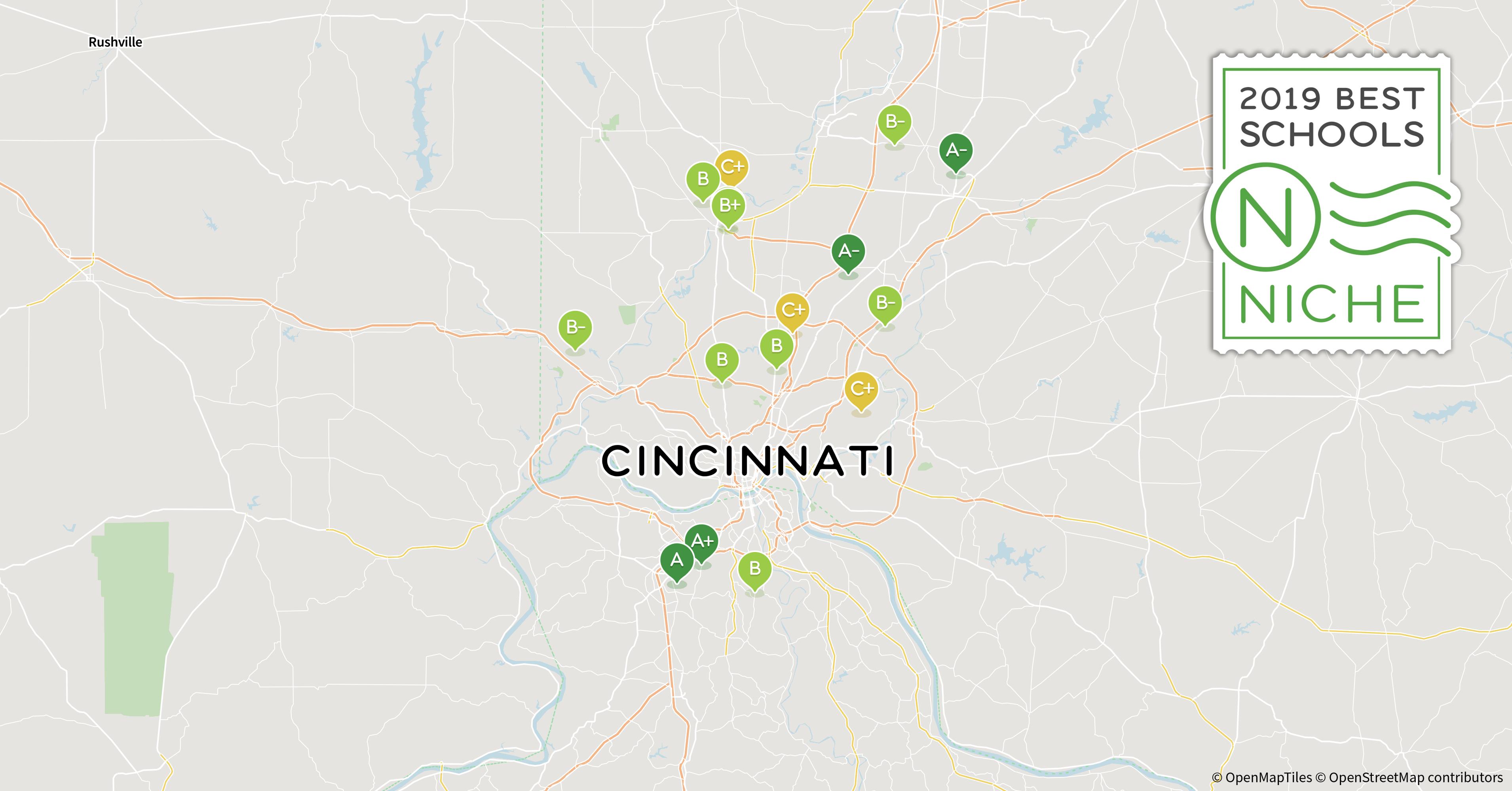 2019 Best School Districts in the Cincinnati Area - Niche