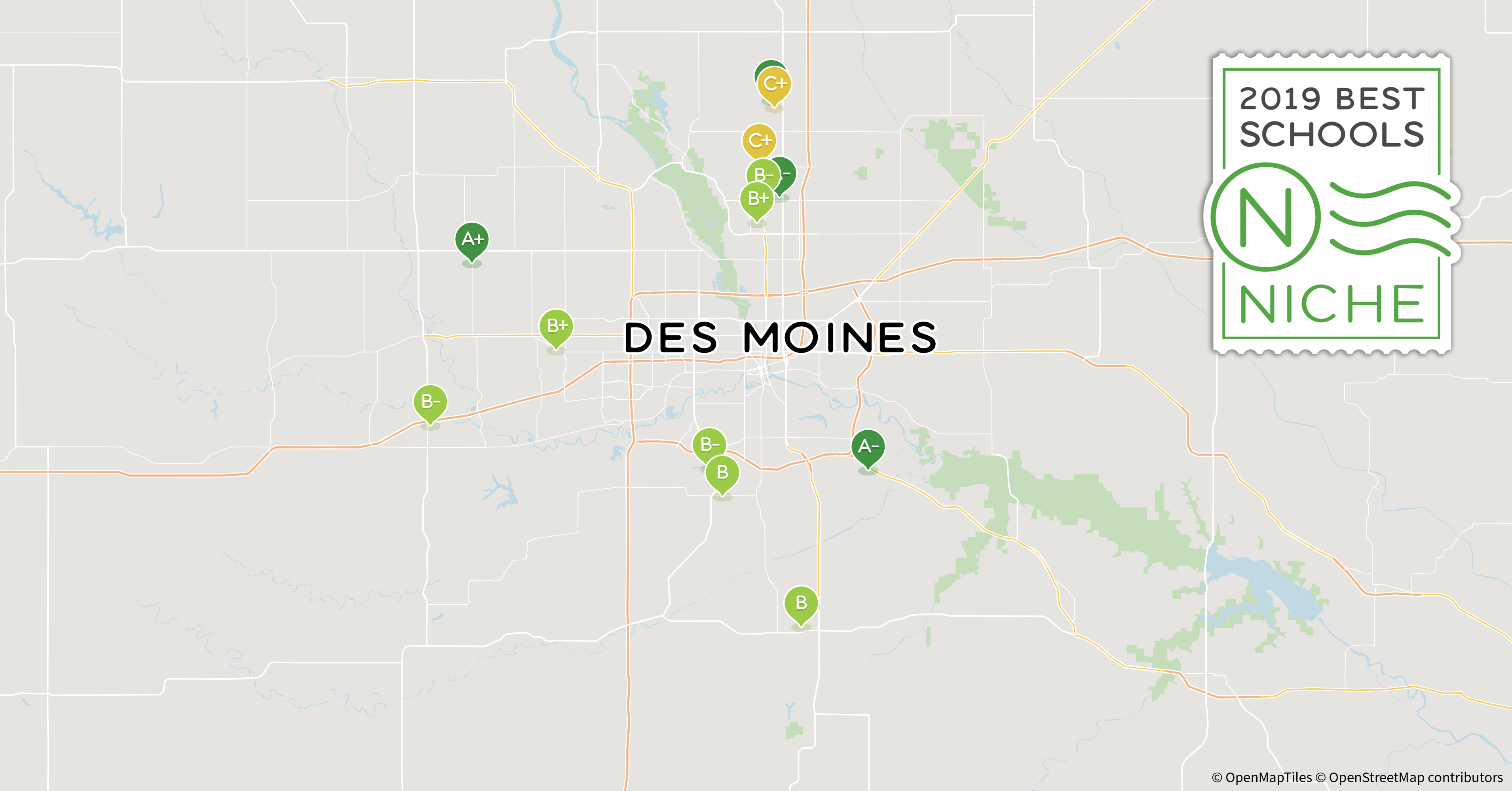 2019 Best School Districts In The Des Moines Area Niche