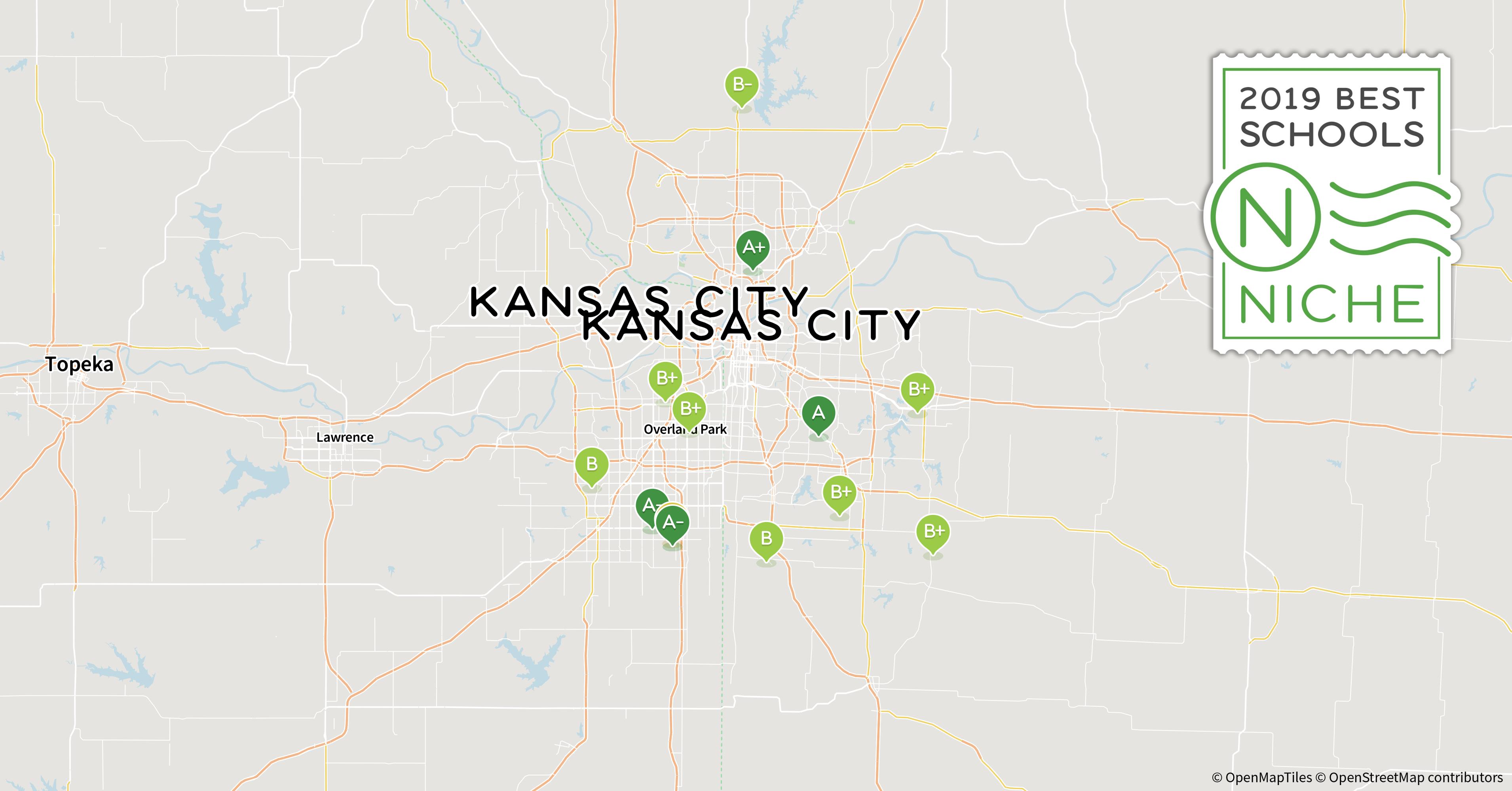 2019 Best School Districts In The Kansas City Area Niche