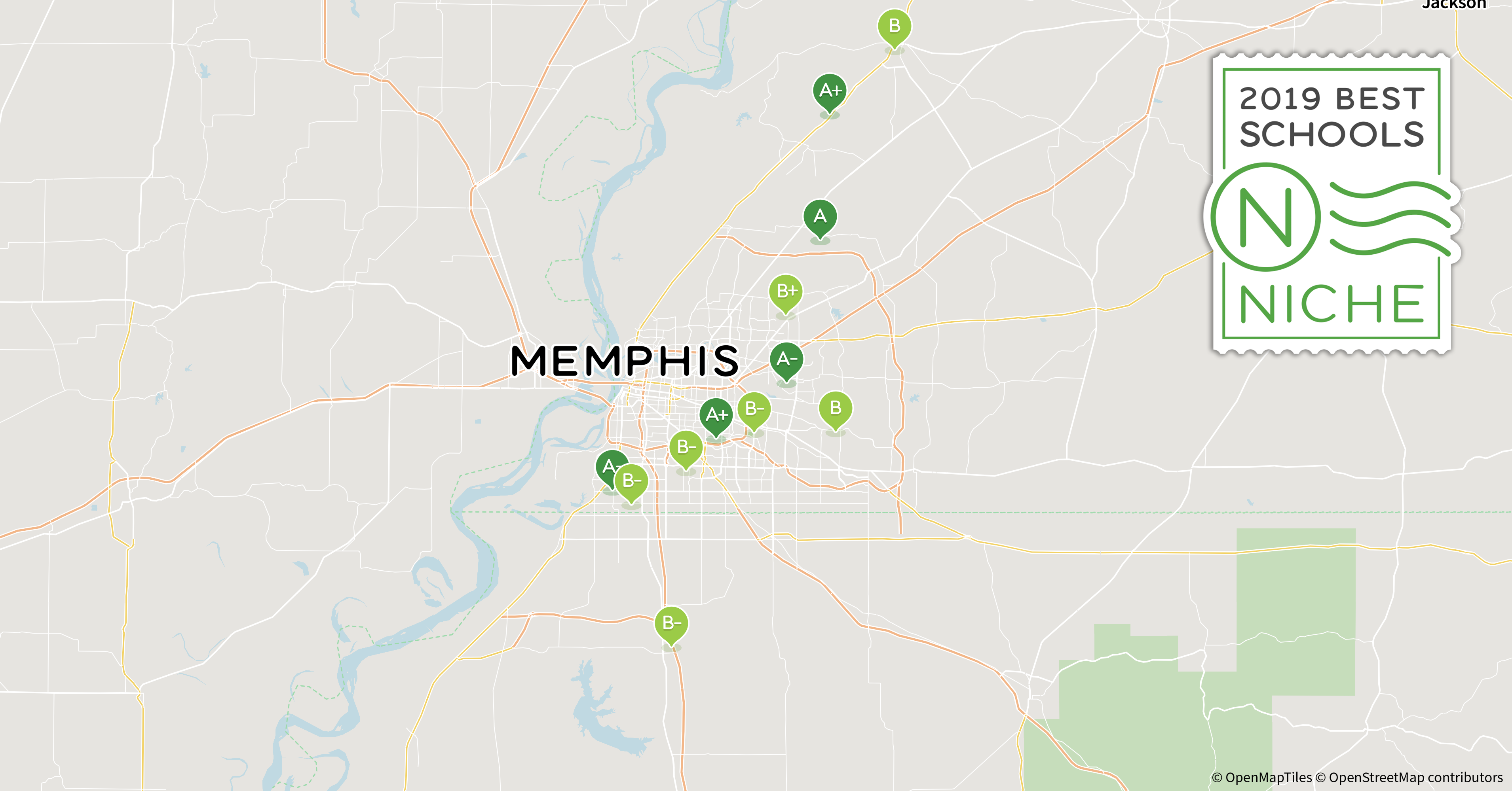 2019 Best School Districts In The Memphis Area Niche