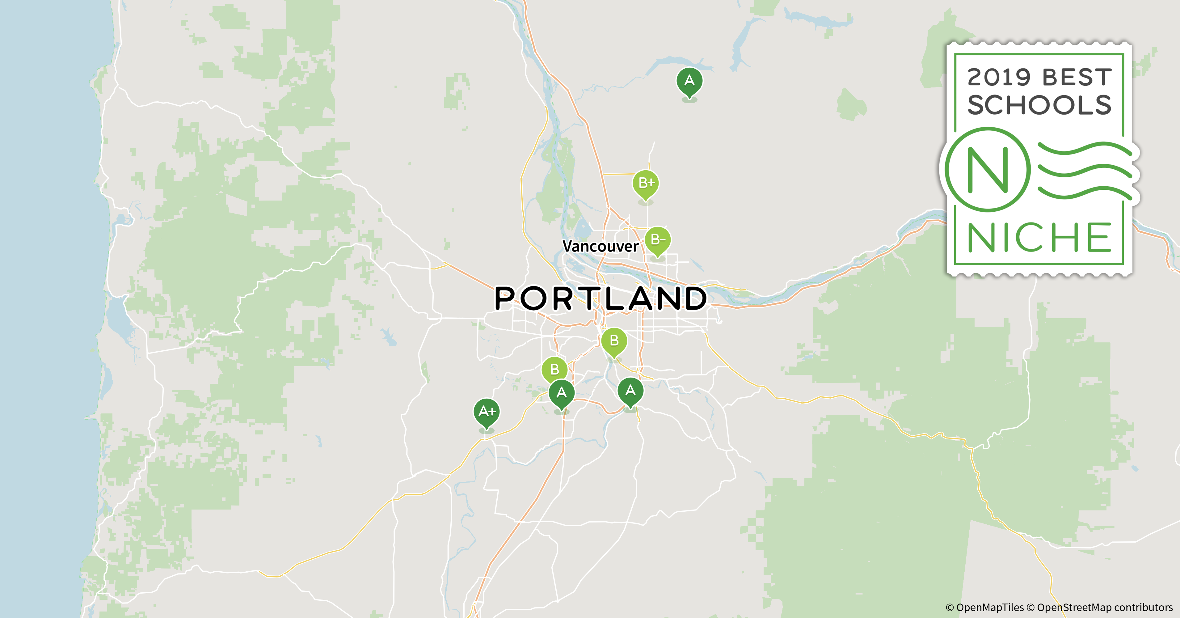 2019 Best School Districts In The Portland Area Niche