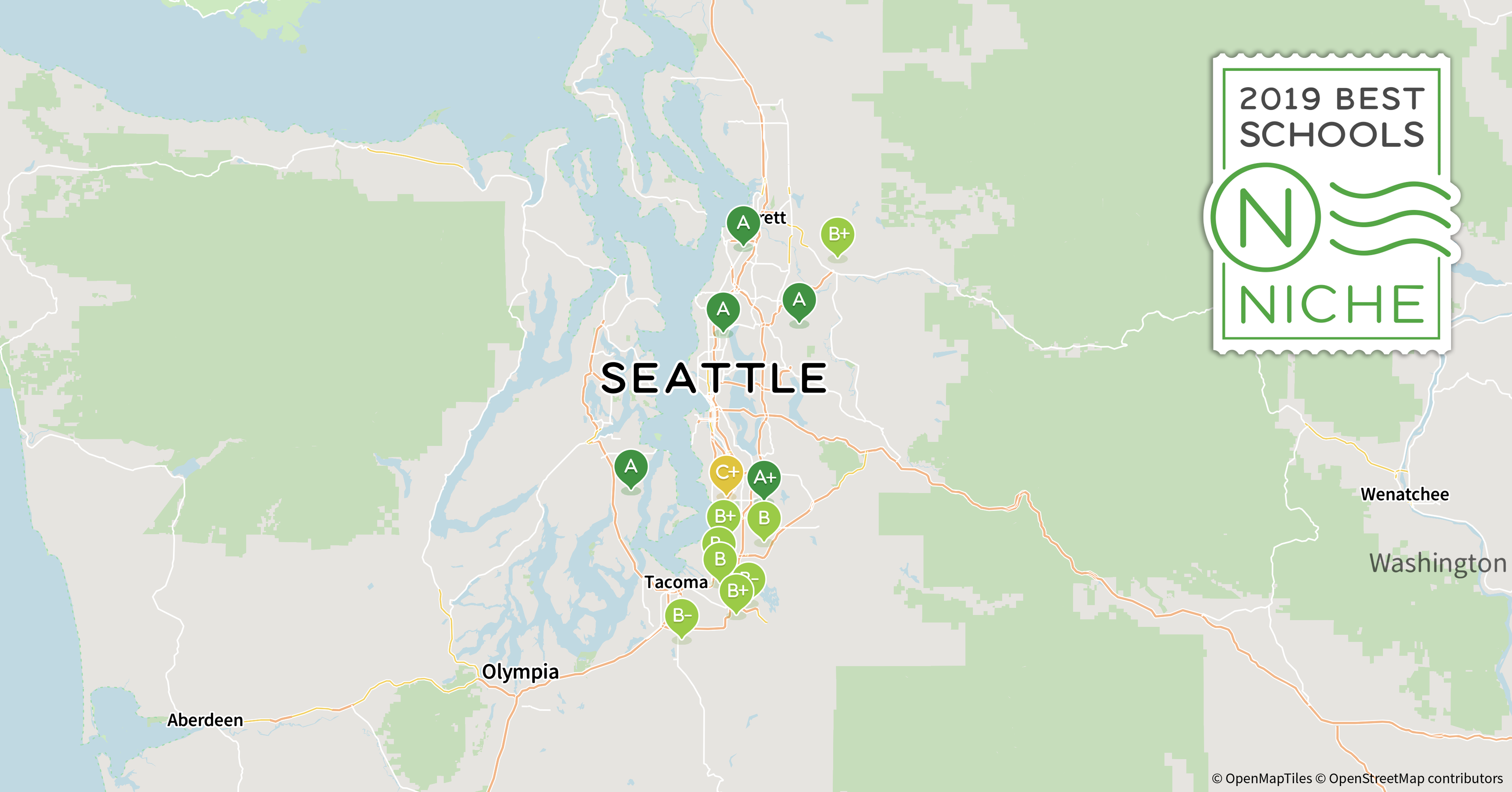 2019 Best Private K-12 Schools in the Seattle Area - Niche