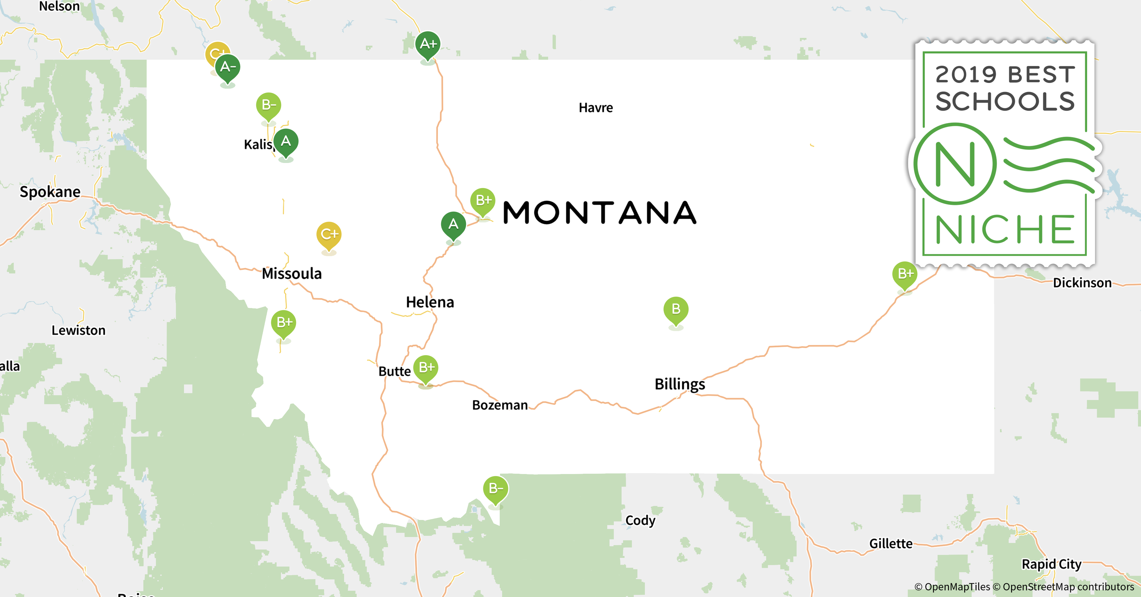2019 Best Private High Schools in Montana - Niche