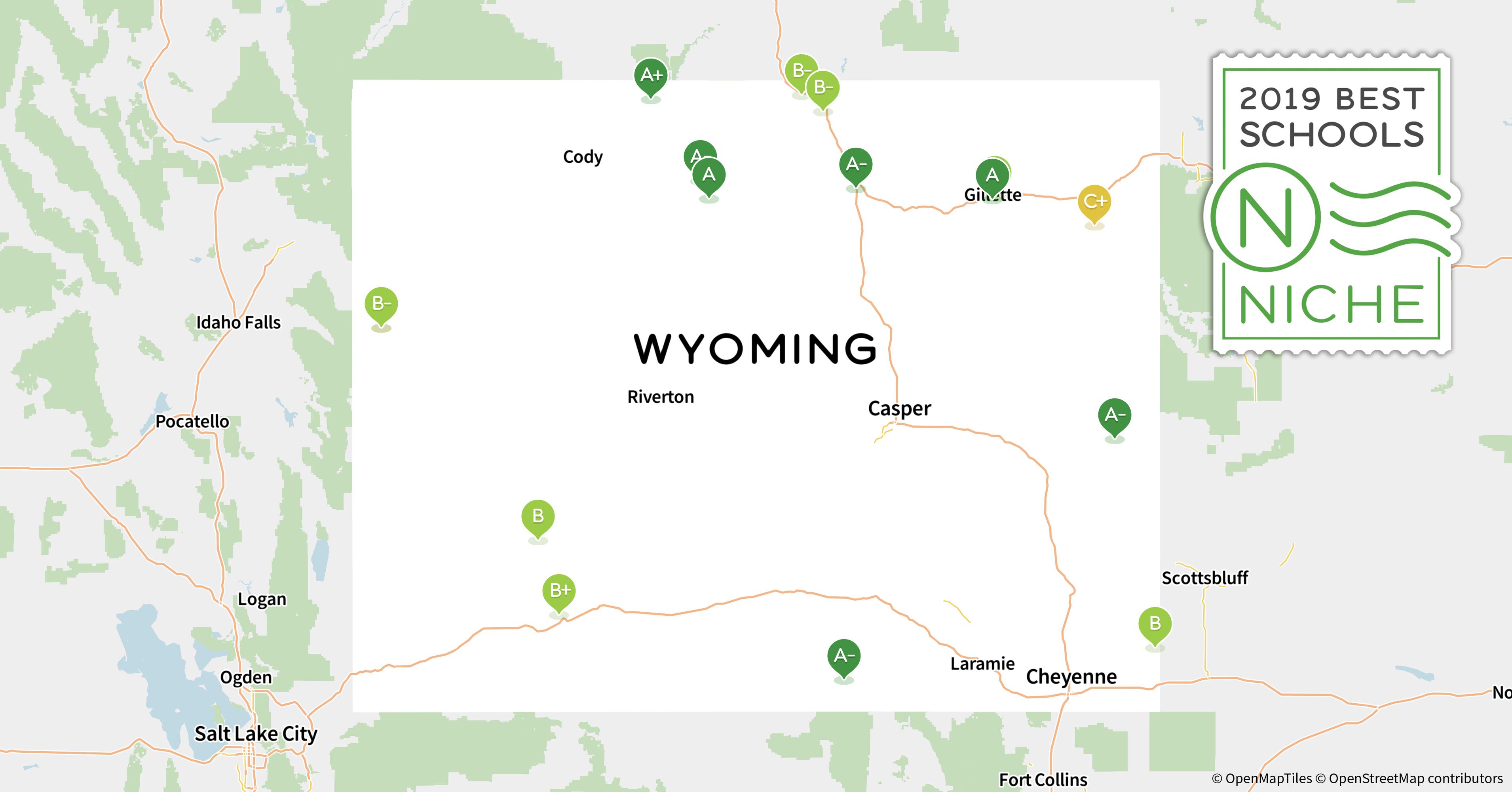 2019 Best School Districts In Wyoming Niche