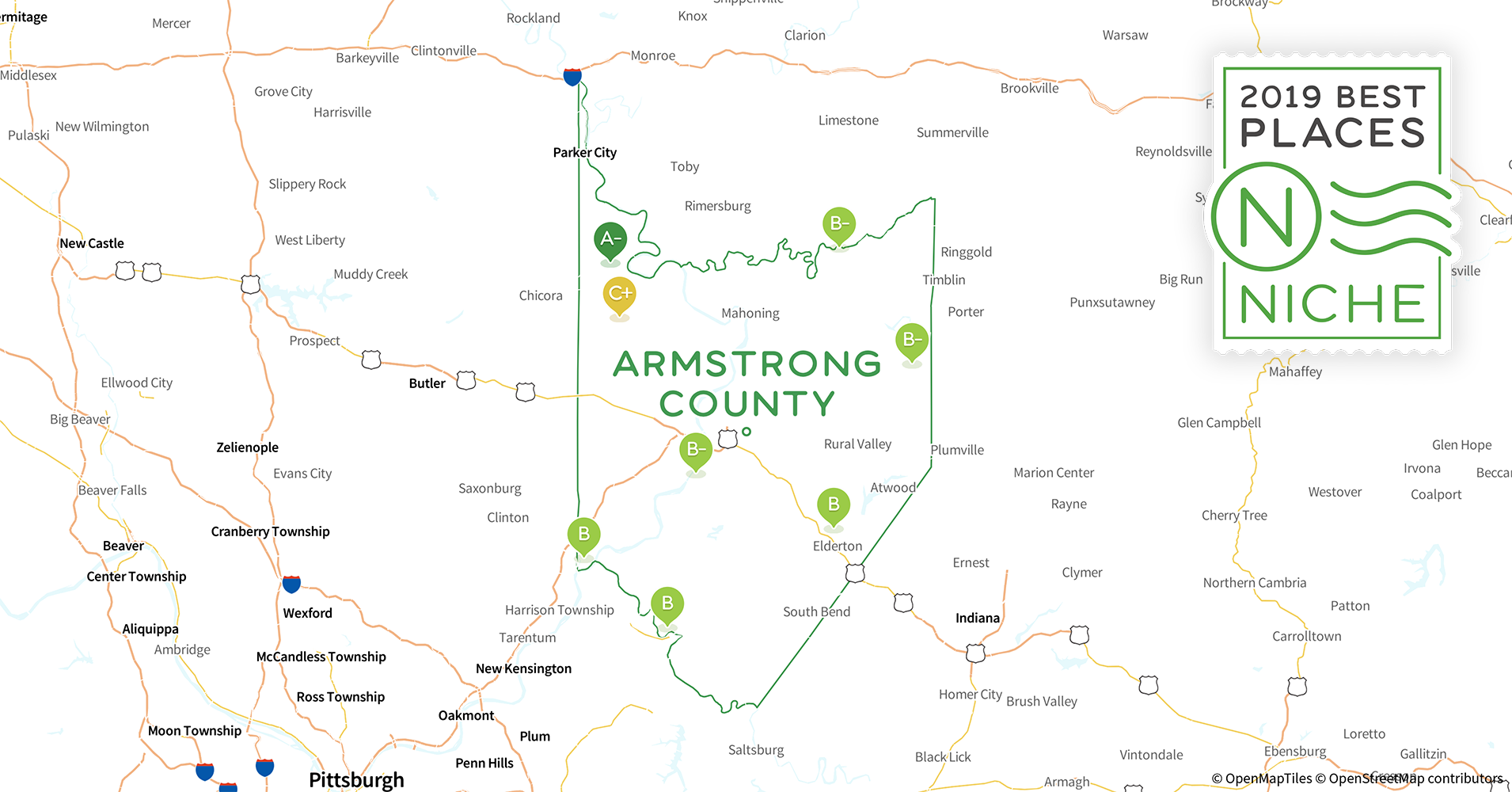 2019 Best Places to Live in Armstrong County, PA - Niche Map Of Armagh Pa on antrim pa map, smicksburg pa map, limerick pa map, marion center pa map, dublin pa map, green township pa map, norfolk pa map, new florence pa map, young township pa map, northumberland pa map, durham pa map, beaver pa map, middlesex pa map, letterkenny pa map, lucerne mines pa map, johnstown pa map, glasgow pa map, lurgan pa map, salisbury pa map, cornwall pa map,
