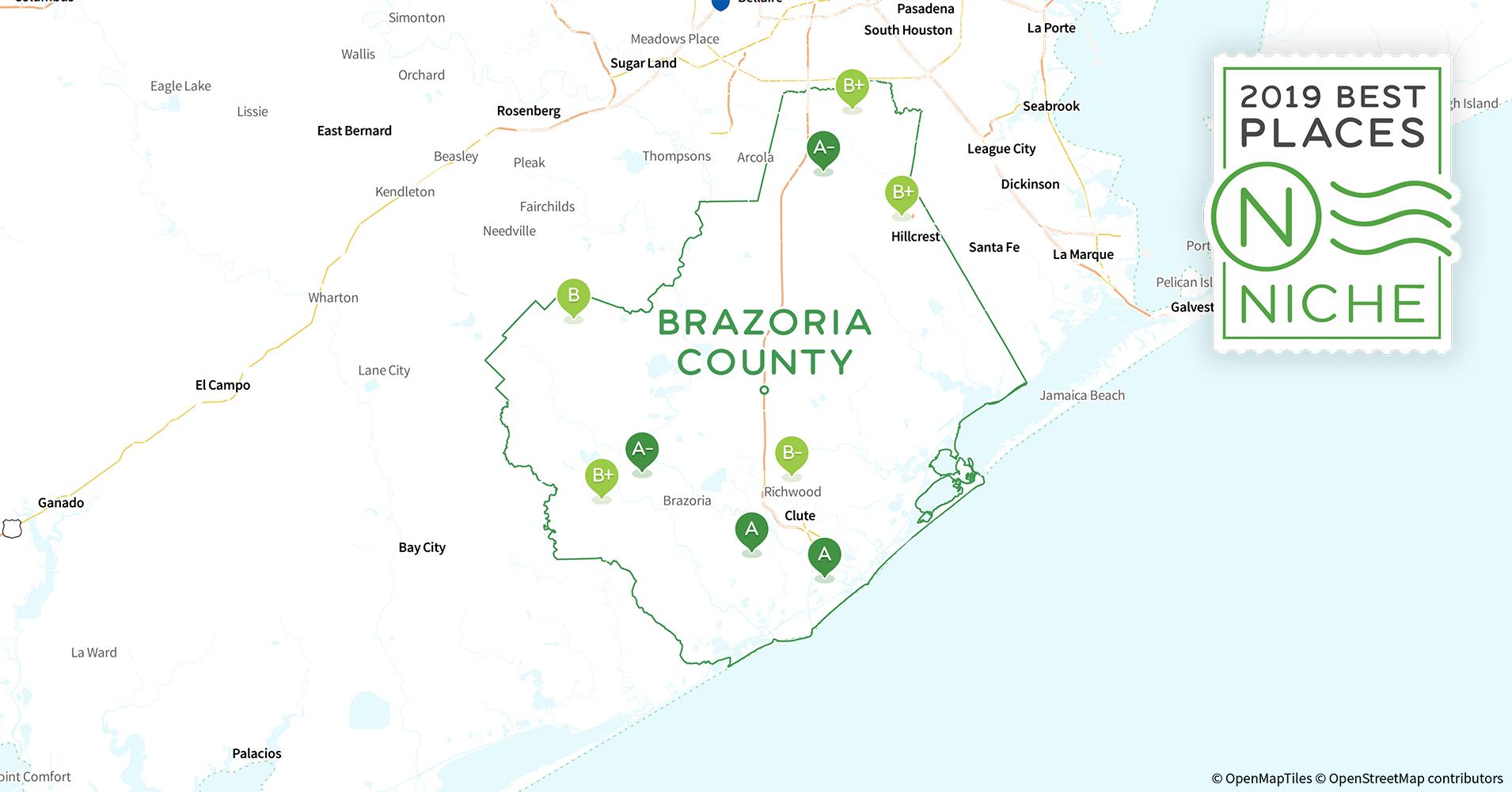2019 Safe Places to Live in Brazoria County, TX - Niche