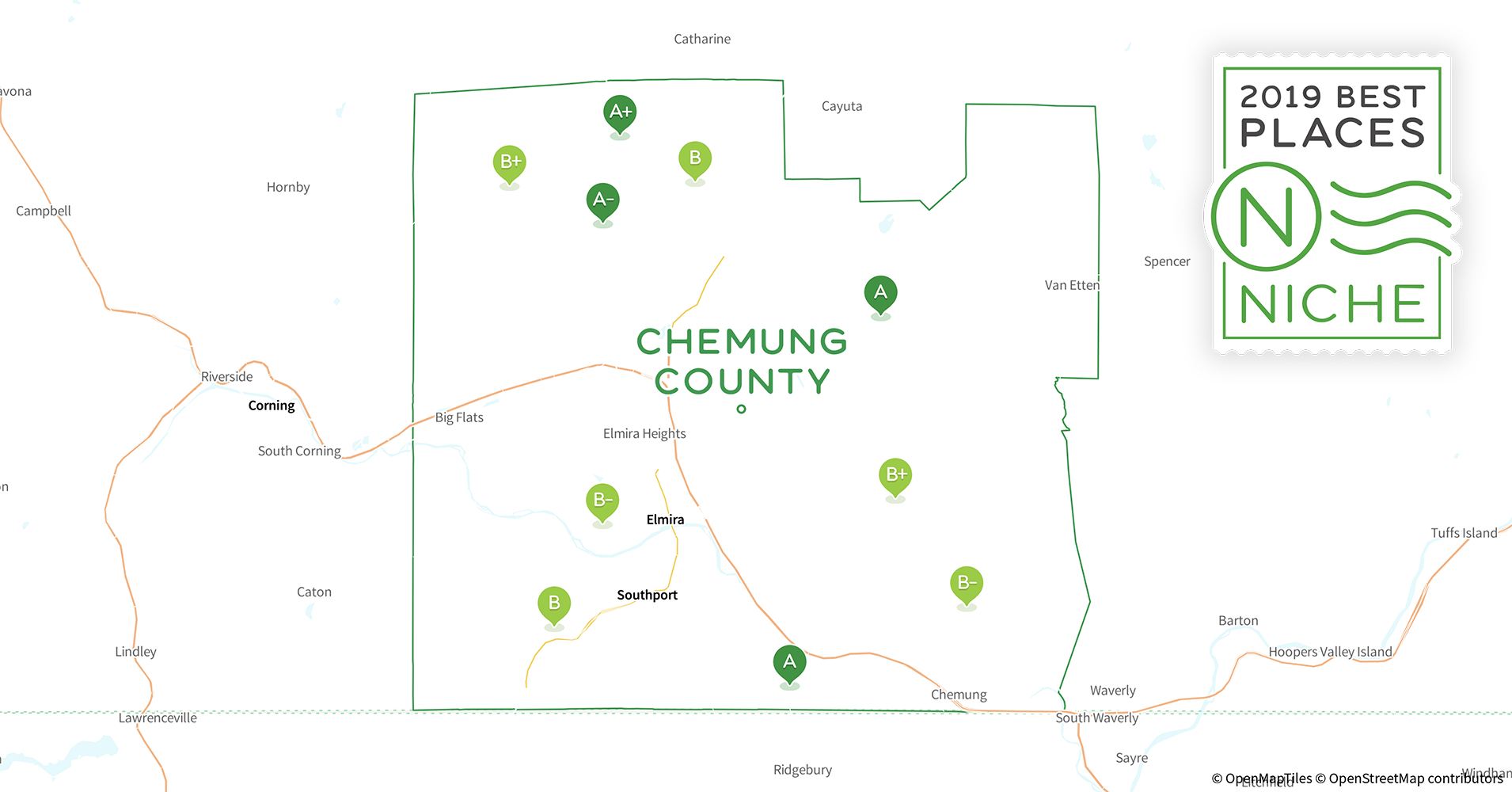 2019 Best Places to Live in Chemung County, NY - Niche Chemung County Tax Map on northumberland county tax map, ulster county tax map, mckean county tax map, kent county tax map, suffolk county tax map, broome county tax map, chemung ny, nassau county tax map, franklin county tax map, greene county tax map, marshall county tax map, potter county tax map, cortland county tax map, crawford county tax map, chenango county tax map, clarion county tax map, milam county tax map, richmond county tax map, caldwell county tax map, steuben county tax map,