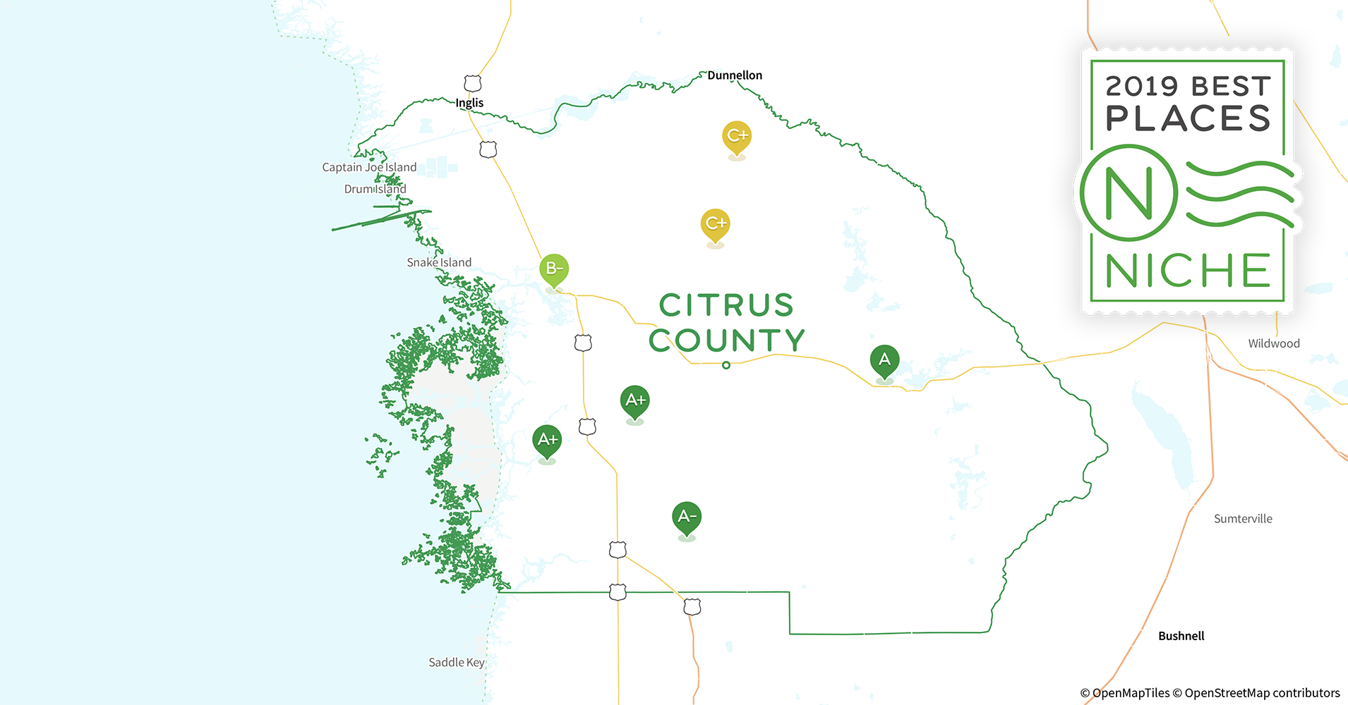 2019 Best Places to Live in Citrus County, FL - Niche