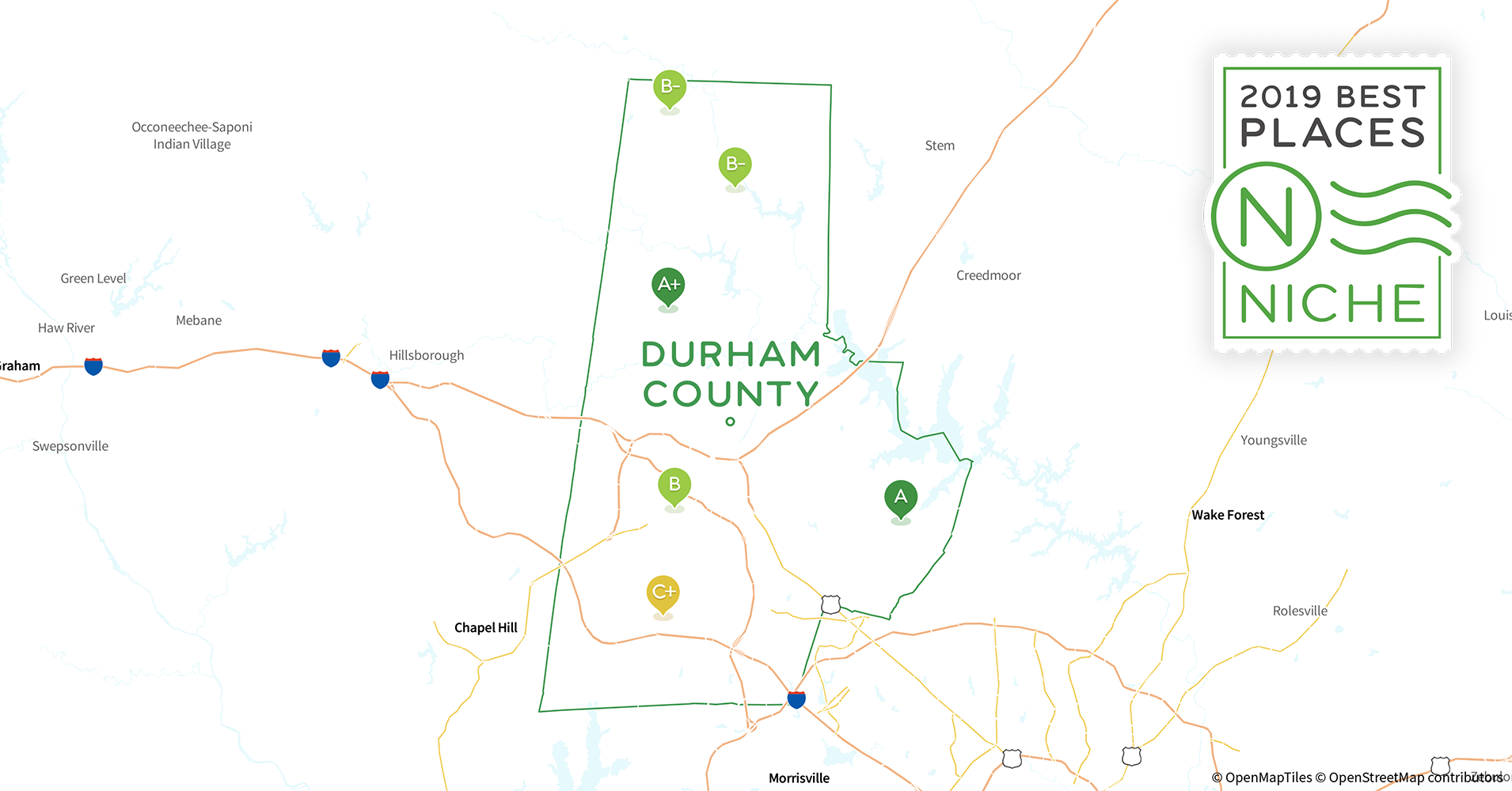 2019 Best Places to Raise a Family in Durham County, NC - Niche Durham Nc Zip Code Map on durham nc weather, durham tech map, durham uk map, durham ca, durham nc state map, durham nc hotels, durham nc city map, wilkes county north carolina map, chapel hill north carolina map, durham neighborhoods map, durham county nc, durham city limits map, downtown durham nc map, durham road map, durham zip codes street names, durham nc elevation map, durham north carolina, durham freeway map, granville county nc map, downtown salisbury nc map,