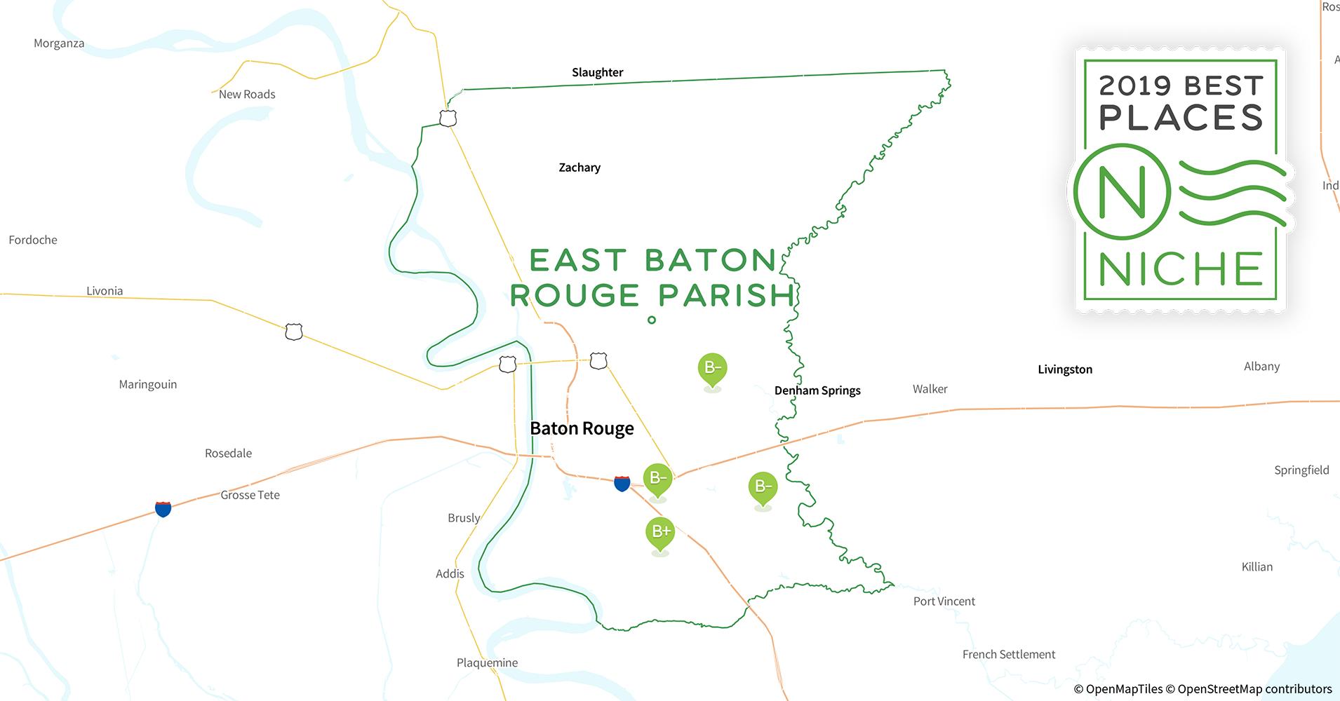 2019 Best Places to Live in East Baton Rouge Parish, LA - Niche