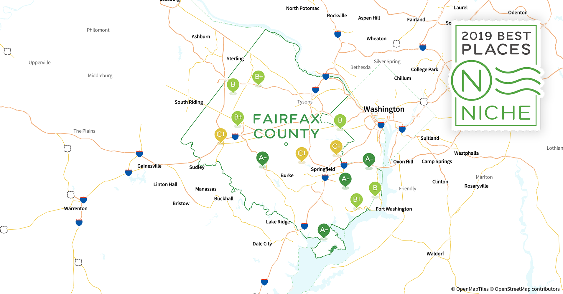 2019 Best ZIP Codes to Buy a House in Fairfax County, VA - Niche Zip Code Map Fairfax County on fairfax county region map, dc zip map, fairfax sc sc map, prince william co map, fairfax county district map, fairfax county water map, maryland zip codes by state map, fairfax county boundary map, fairfax city zip code, hampton city virginia map, fairfax county road map, prince george s county map, fairfax county weather, fairfax alaska map, fairfax county neighborhood map, fairfax county street map, fairfax county precinct map, alexandria va on us map, fairfax city map, fairfax county zoning map,