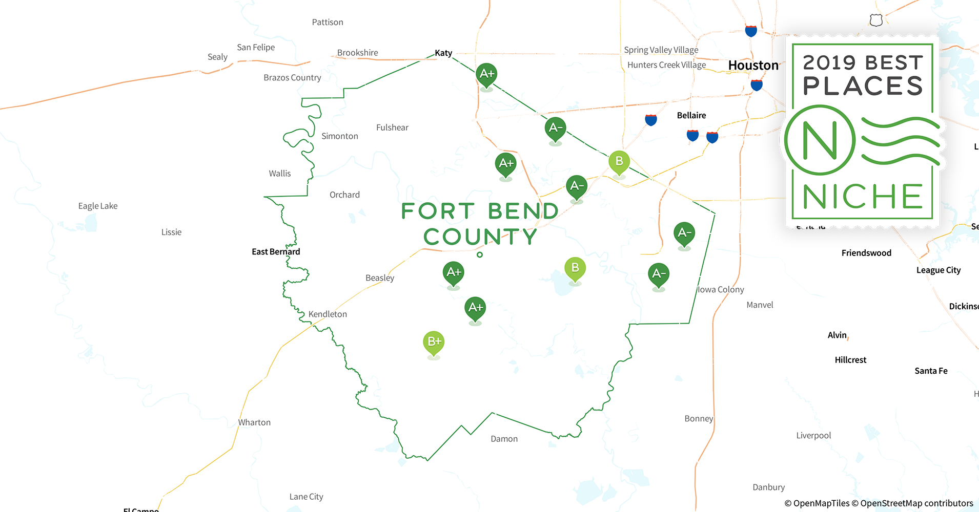 2019 Best Places to Live in Fort Bend County, TX - Niche Zip Codes Map Of Sugarland on ariana grande zip code, beaumont zip code, montgomery zip code, fulshear zip code, abilene zip code, rosharon zip code, lake jackson zip code, friendswood zip code, victoria zip code, baytown zip code, frisco zip code, cypress zip code, one direction zip code, sugar land texas zip code, manvel zip code, pearland zip code, the rolling stones zip code, irving zip code, amarillo zip code, lubbock zip code,