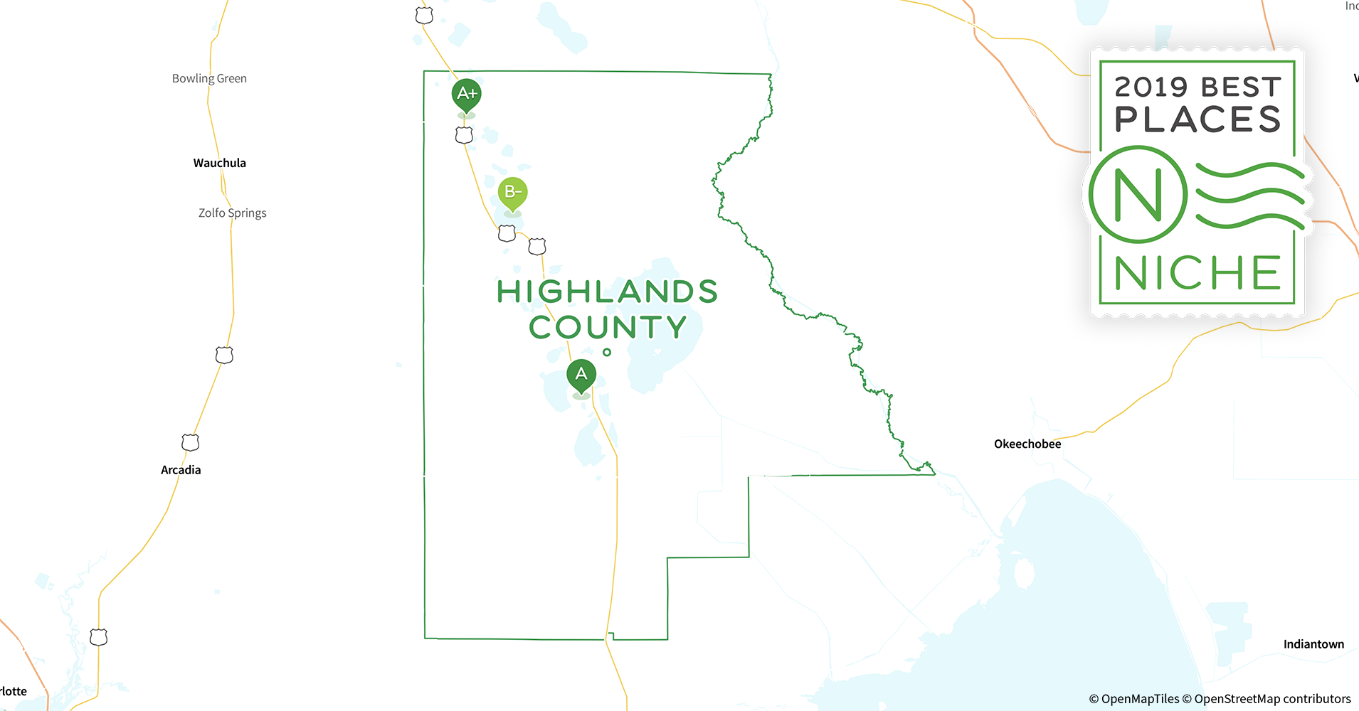 2019 Best Places To Live In Highlands County Fl Niche