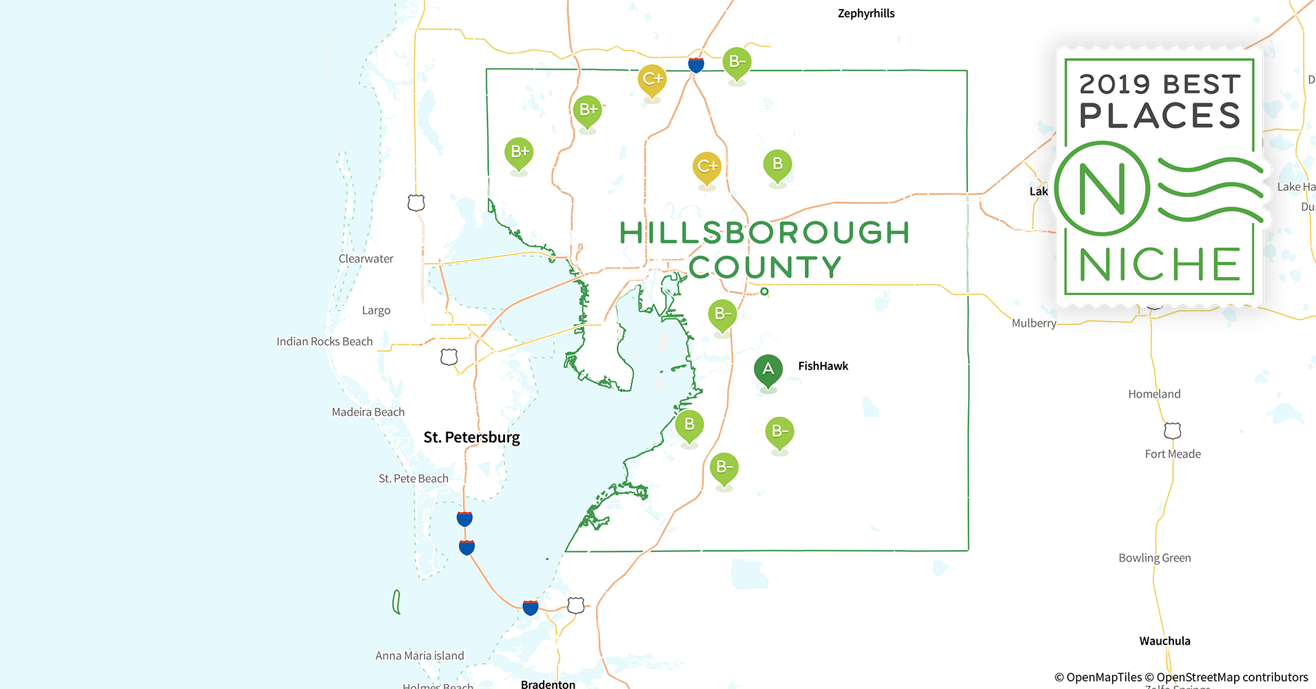 2019 Best Places to Live in Hillsborough County, FL - Niche