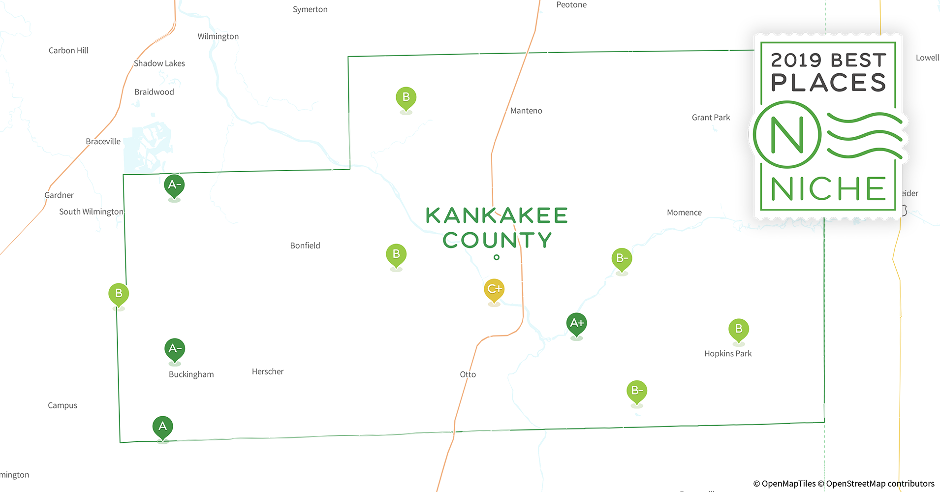 2019 Best Places to Live in Kankakee County, IL - Niche Kankakee County Map on grand rapids county map, boone county map, wheaton county map, lincoln county map, tinley park county map, wheeling county map, il county map, crenshaw county map, piatt county map, dayton county map, elk grove village county map, grundy county map, rockford county map, cincinnati county map, peoria county map, sioux city county map, brown county map, jefferson county map, wilmington county map, effingham county map,