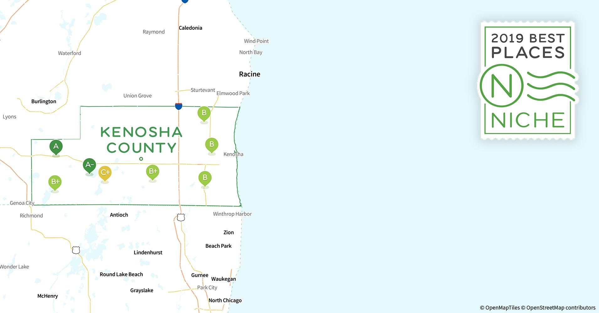 2019 Best Zip Codes To Buy A House In Kenosha County Wi Niche
