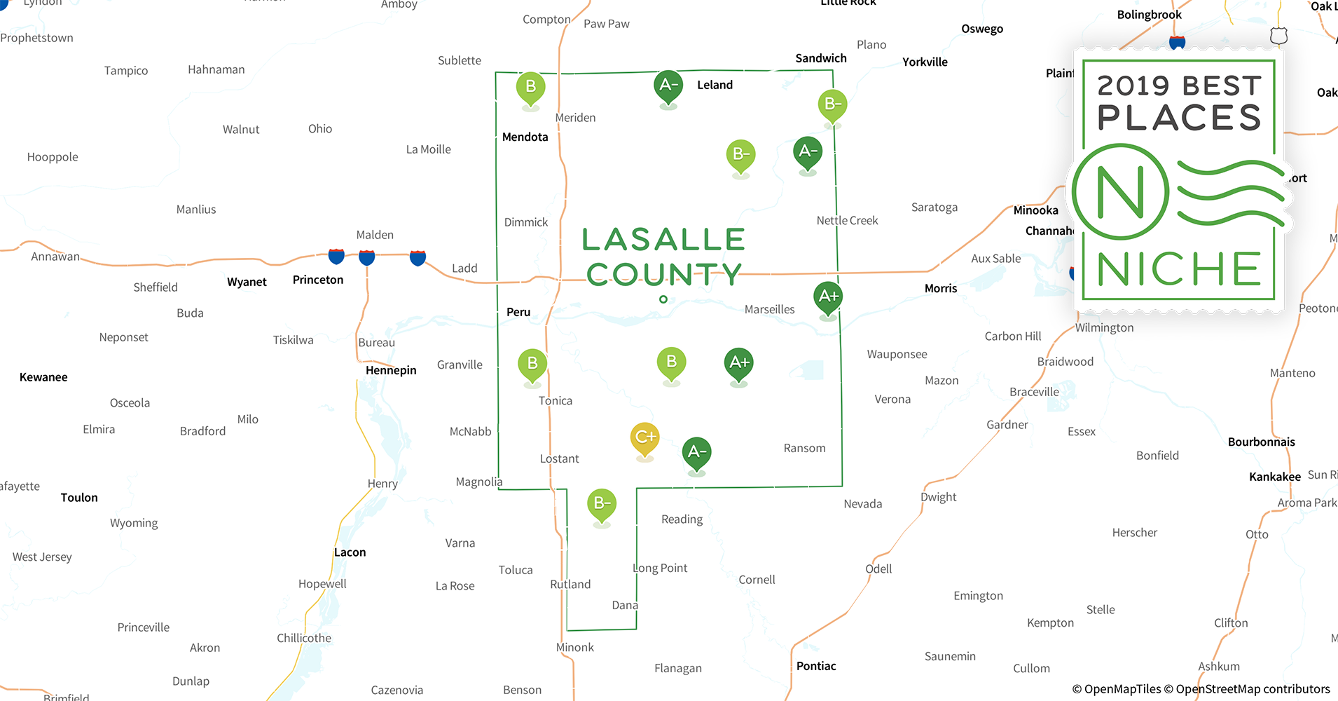 2019 Best Places to Live in LaSalle County, IL - Niche