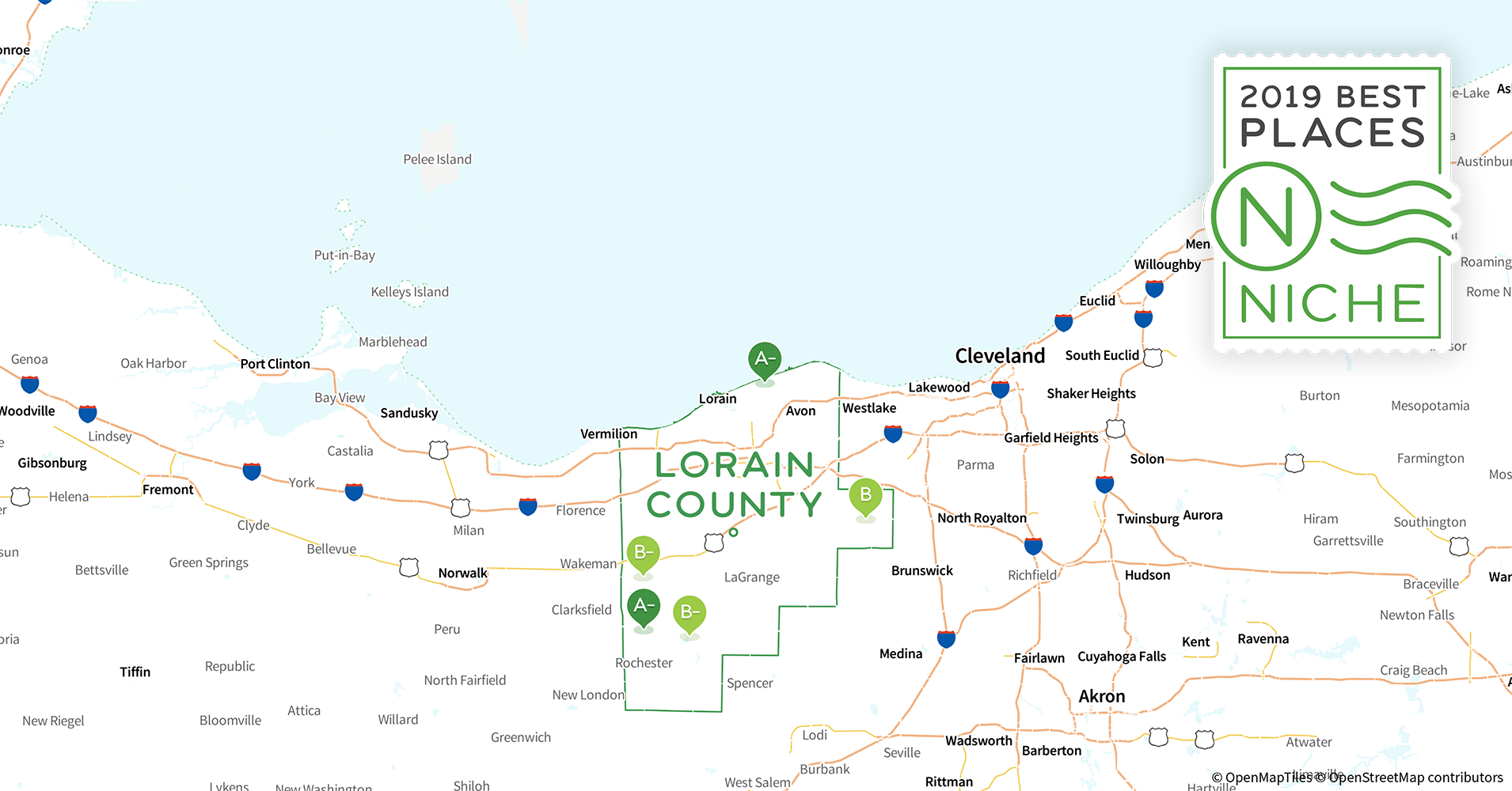 2019 Safe Places To Live In Lorain County Oh Niche