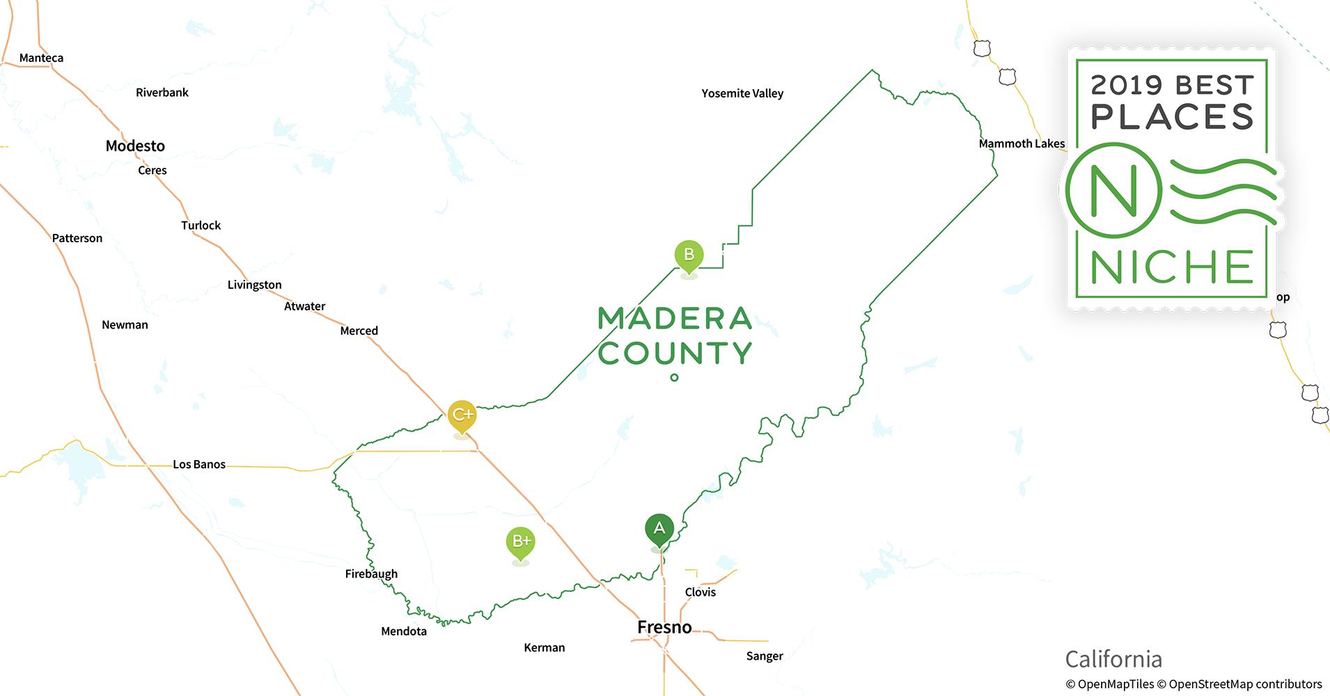 Madera County, California