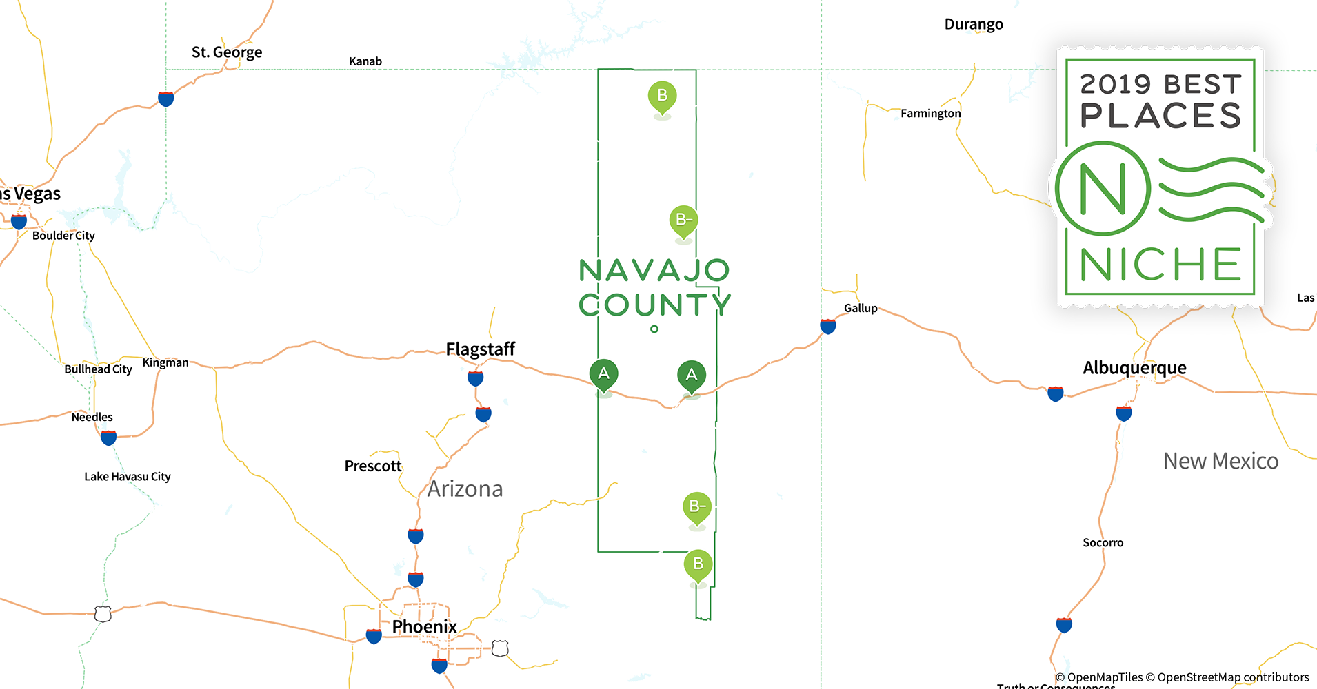 2019 Best Places to Live in Navajo County, AZ - Niche