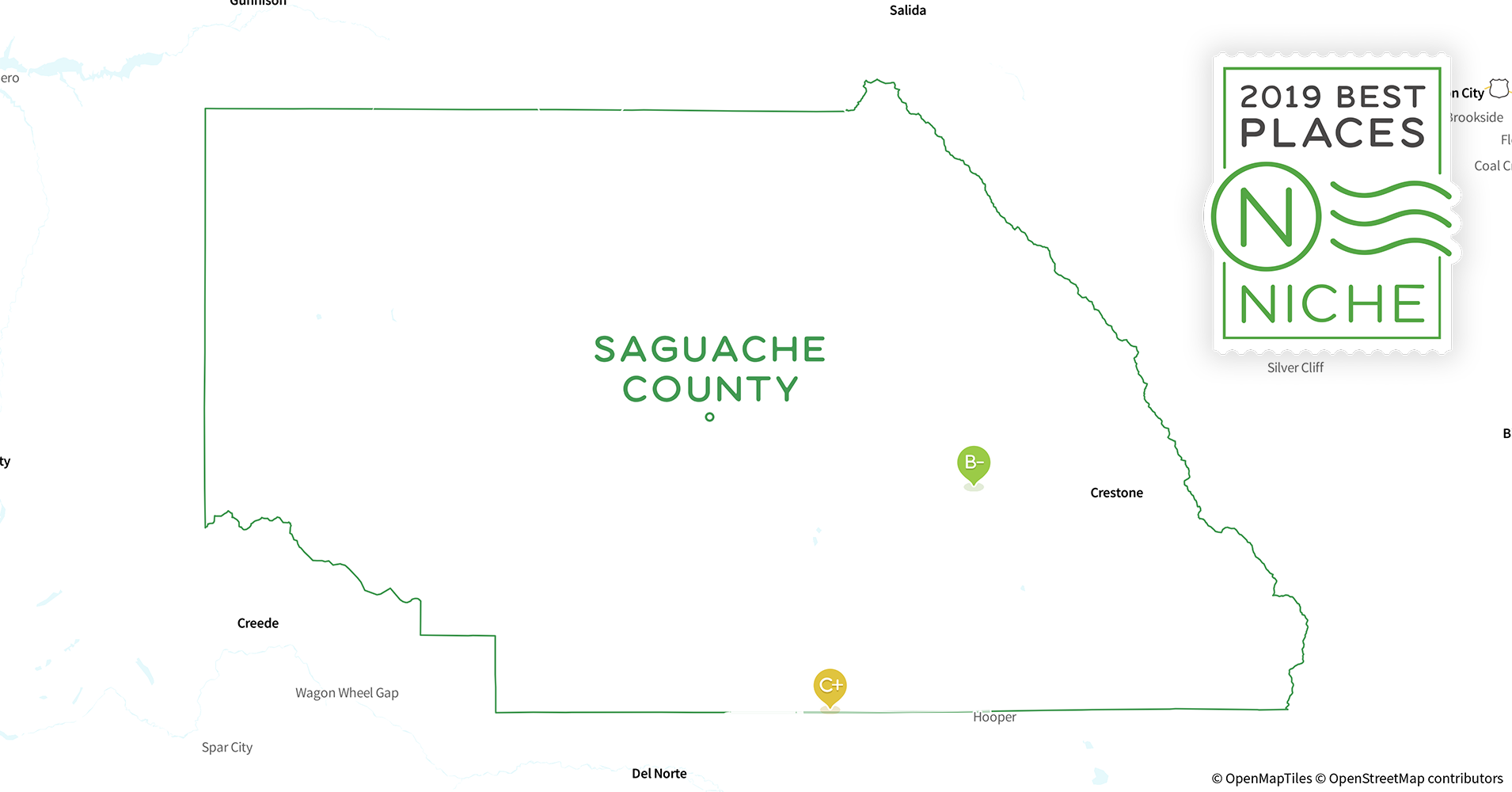 2019 Best Places To Live In Saguache County Co Niche