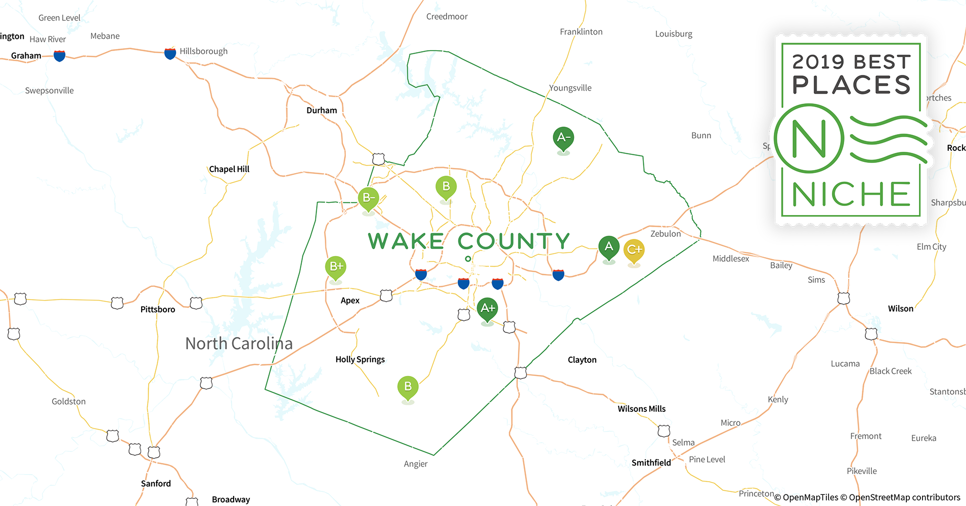 2019 Best Places to Live in Wake County, NC - Niche Zip Code Map Wake County Nc on harris county houston zip code map, wake county zip code map pdf, ocean county nj zip code map, washoe county nv zip code map, burlington county nj zip code map, monmouth county nj zip code map, alameda county ca zip code map, frederick county md zip code map, broward county fl zip code map, martin county florida zip code map, maricopa county az zip code map, fairfield county ct zip code map, wake county election districts map, howard county md zip code map, montgomery county md zip code map, dauphin county pa zip code map, clark county nv zip code map, frederick county va zip code map, fulton county ga zip code map,