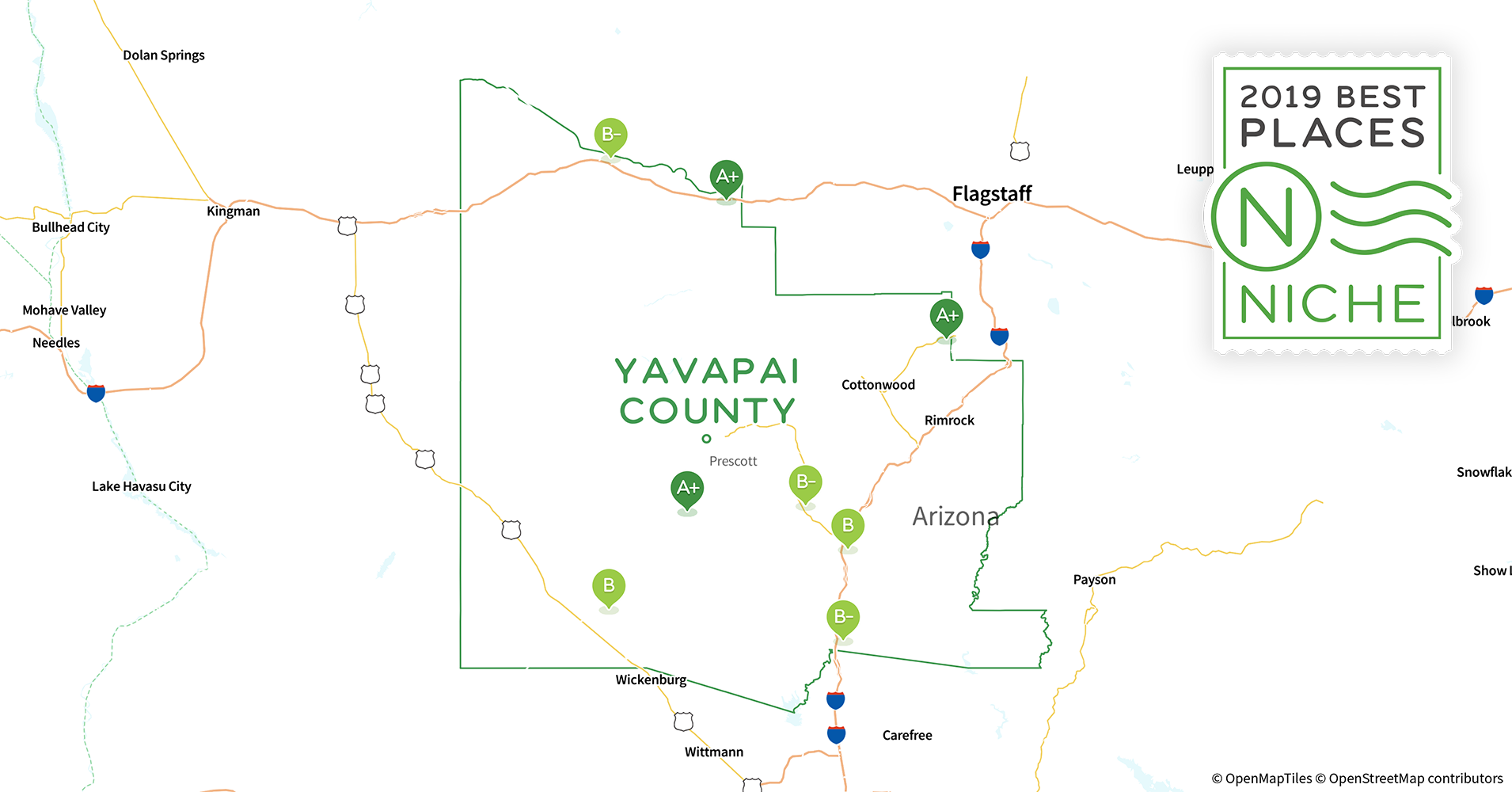 2019 Best Places to Live in Yavapai County, AZ - Niche Yavapai County Map on arizona map, new castle county map, greene county map, boise county map, litchfield county map, hamilton county map, grant county map, sheridan county map, crenshaw county map, coconino county map, pima county map, navajo county map, liberty county map, pinal county map, gila county map, maricopa county map, perry county map, columbia county map, carroll county map, mohave county map,