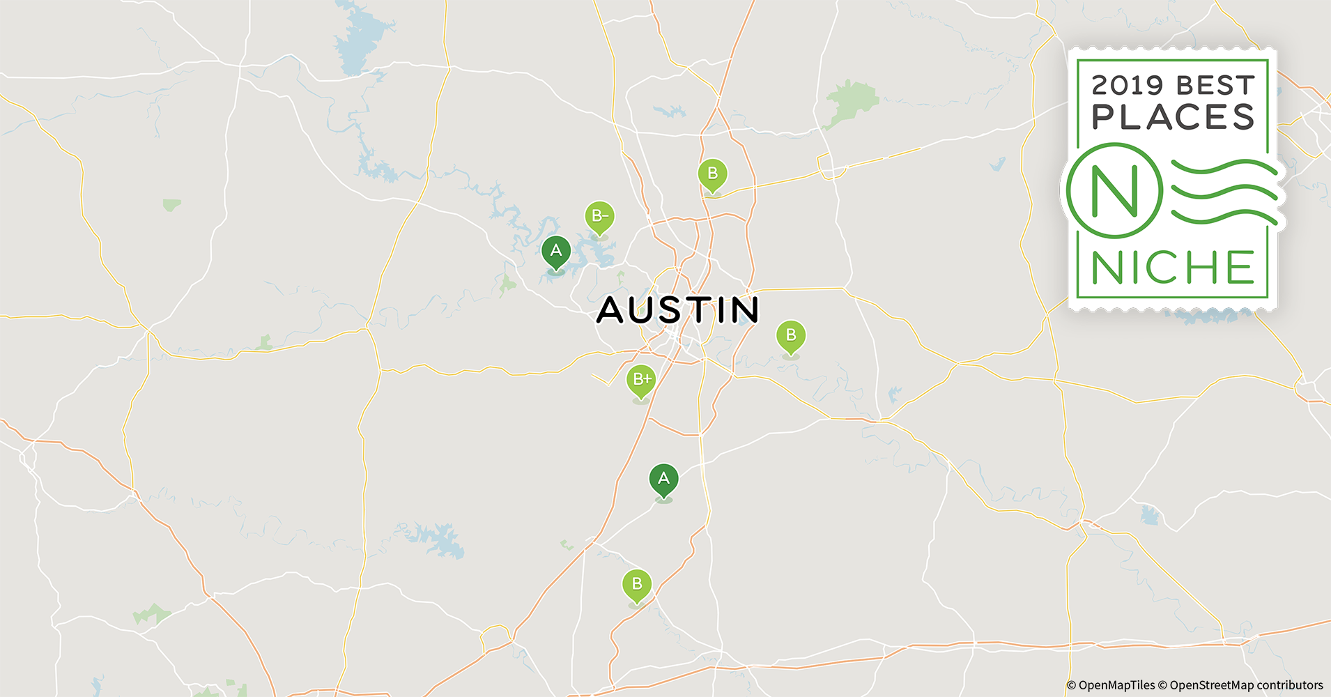 Kyle Tx Zip Code Map.2019 Best Austin Area Suburbs To Live Niche