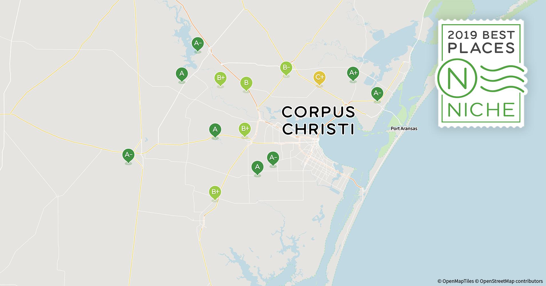 2019 Best Places to Retire in Corpus Christi Area - Niche