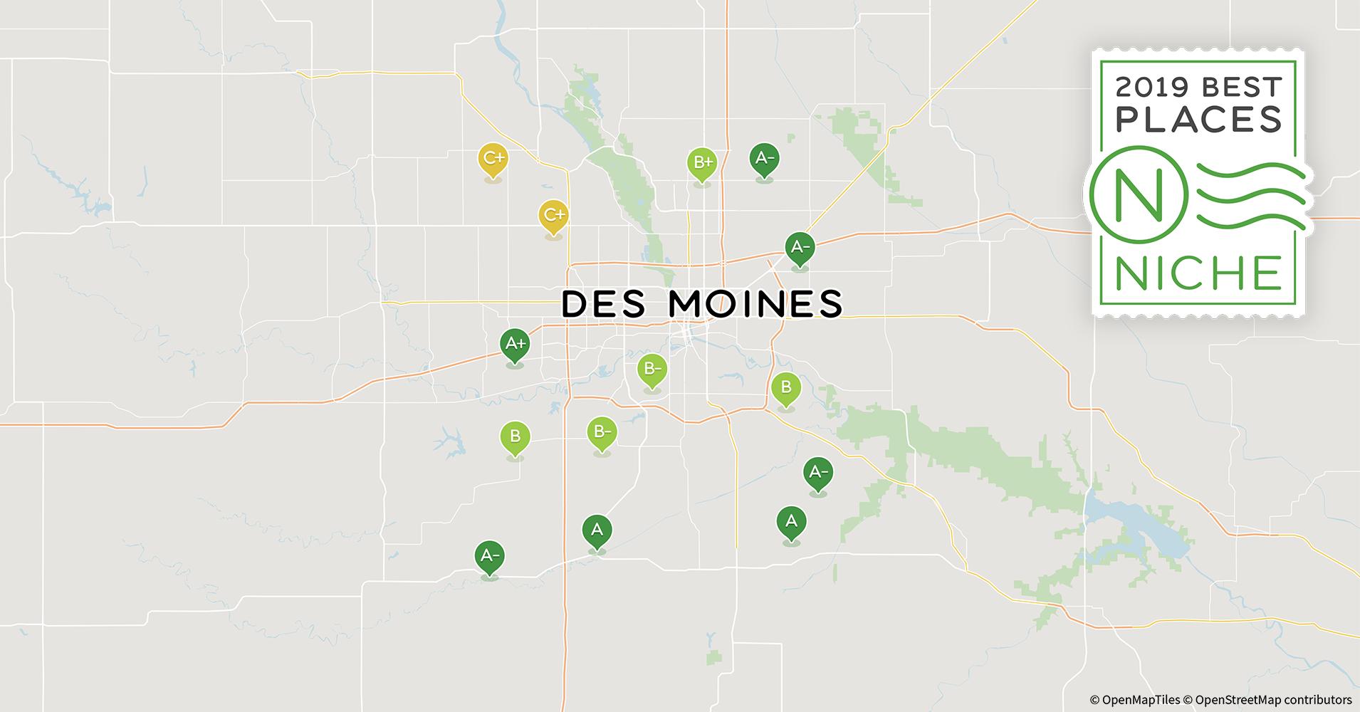 2019 Best Des Moines Area Suburbs To Live Niche