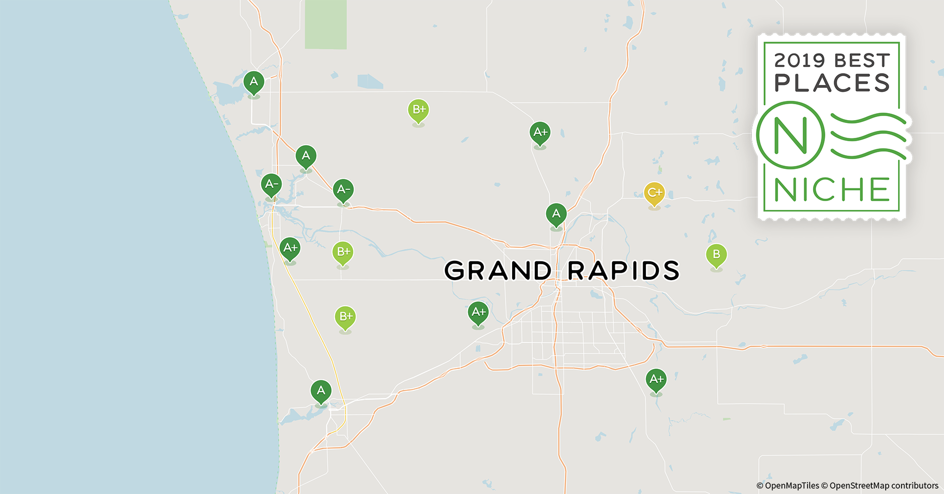 2019 Best Grand Rapids Area Suburbs For Families Niche