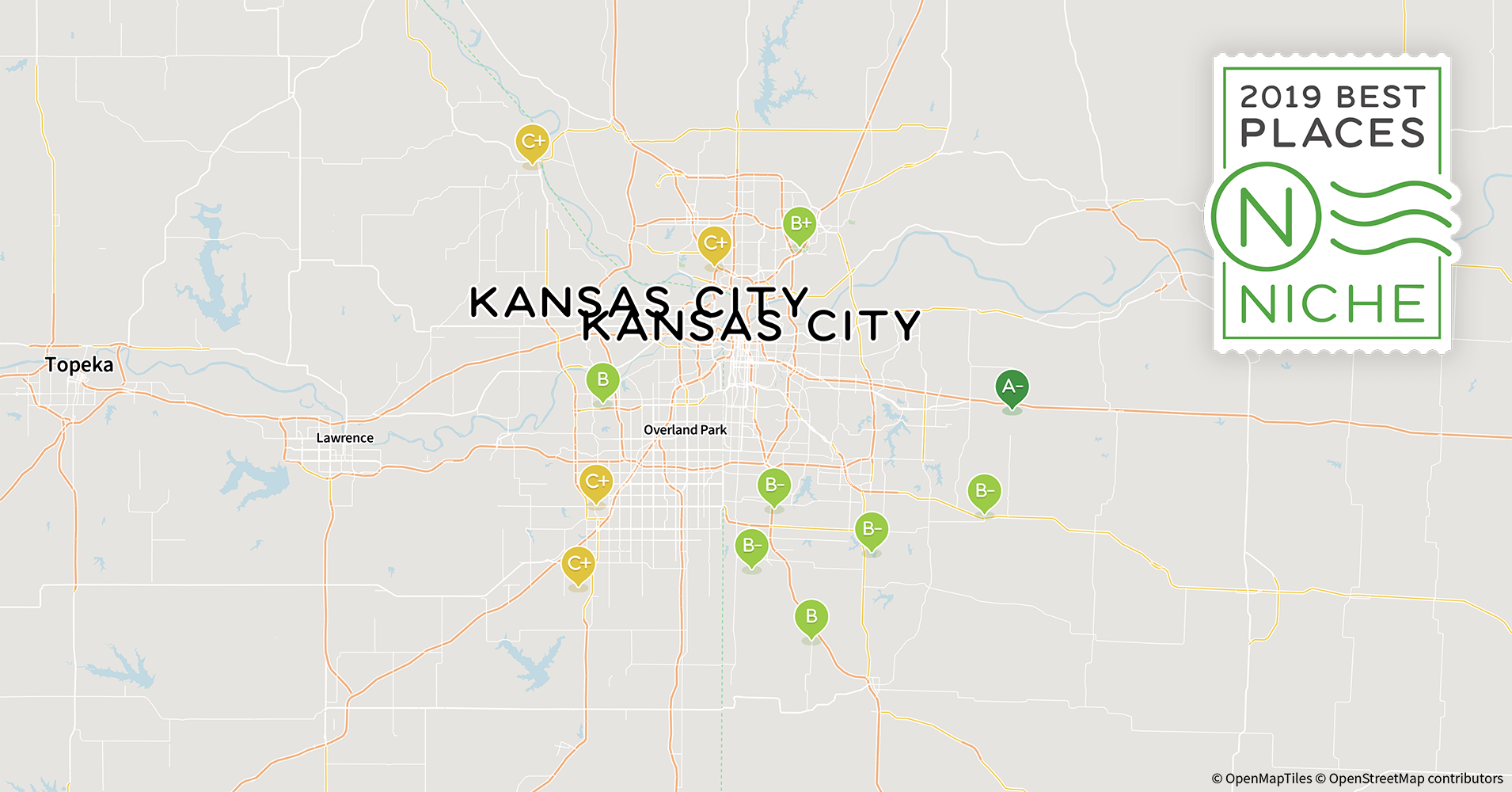Blue Springs Mo Zip Code Map.2019 Best Kansas City Area Suburbs To Live Niche