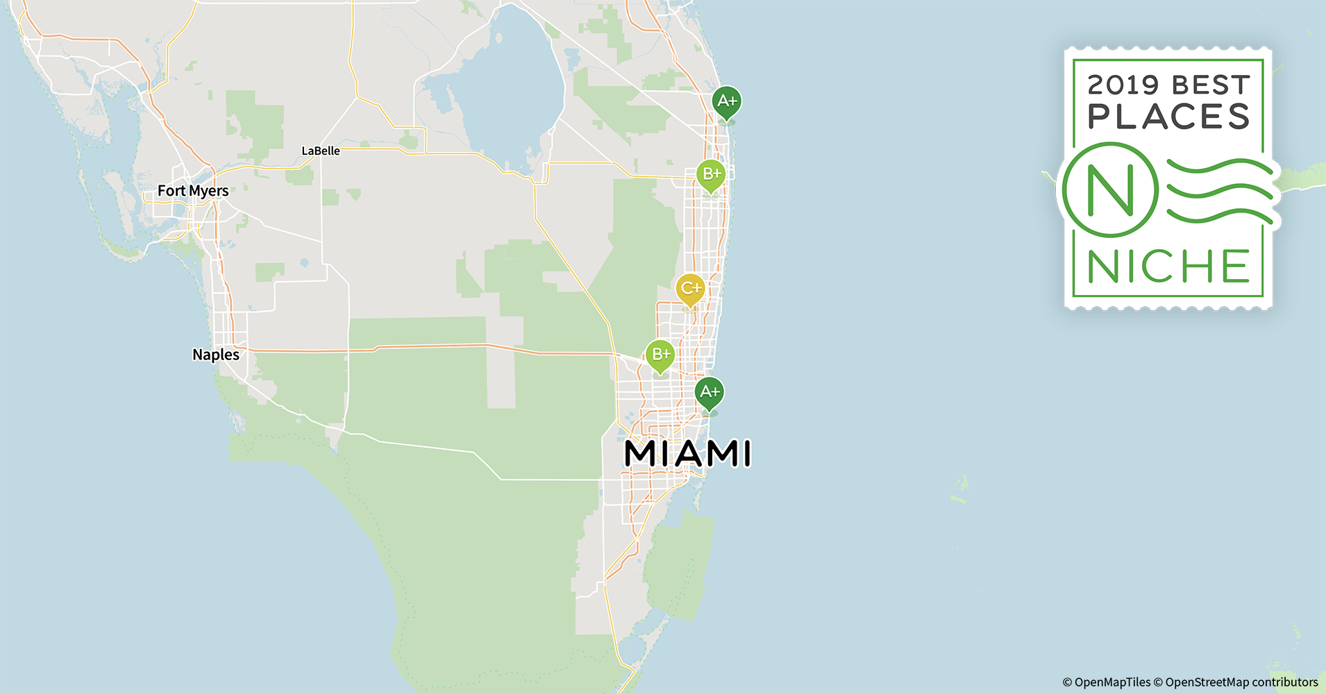 2019 Best Miami Area Suburbs For Families Niche