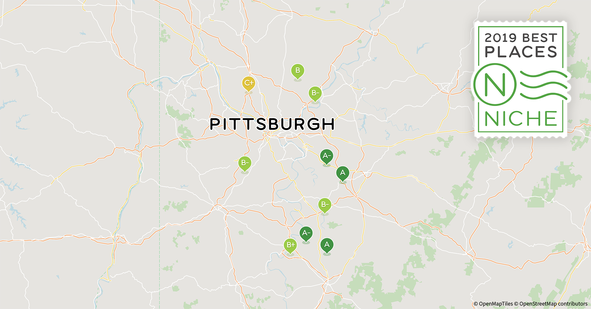 2019 Best Neighborhoods to Live in Pittsburgh Area - Niche