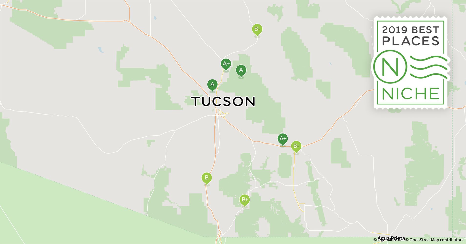 2019 Best Places To Live In The Tucson Area Niche