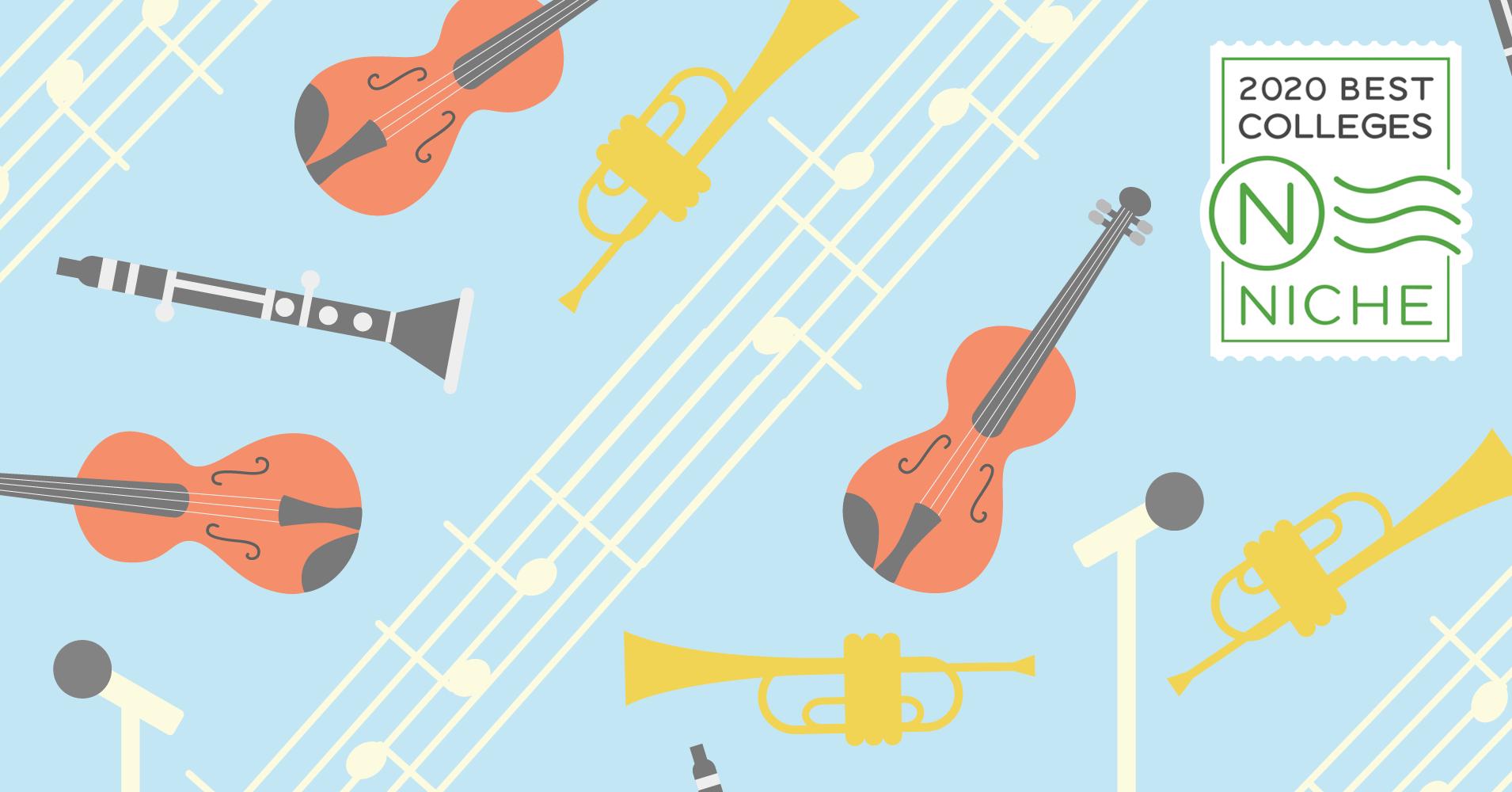 2020 Best Music Schools in America - Niche