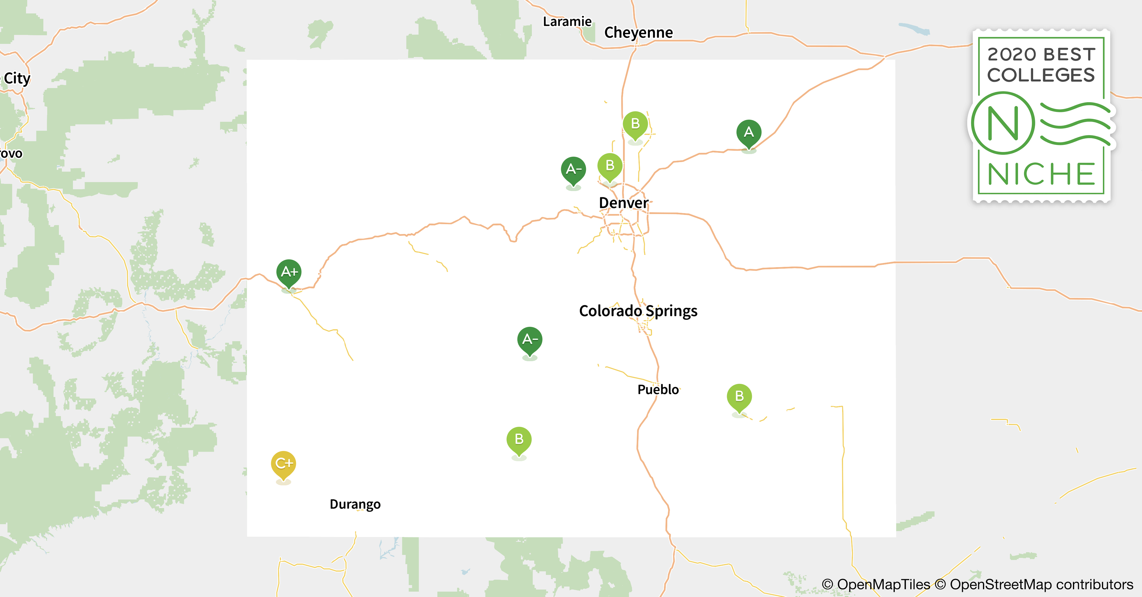 2020 Best Colleges in Colorado - Niche