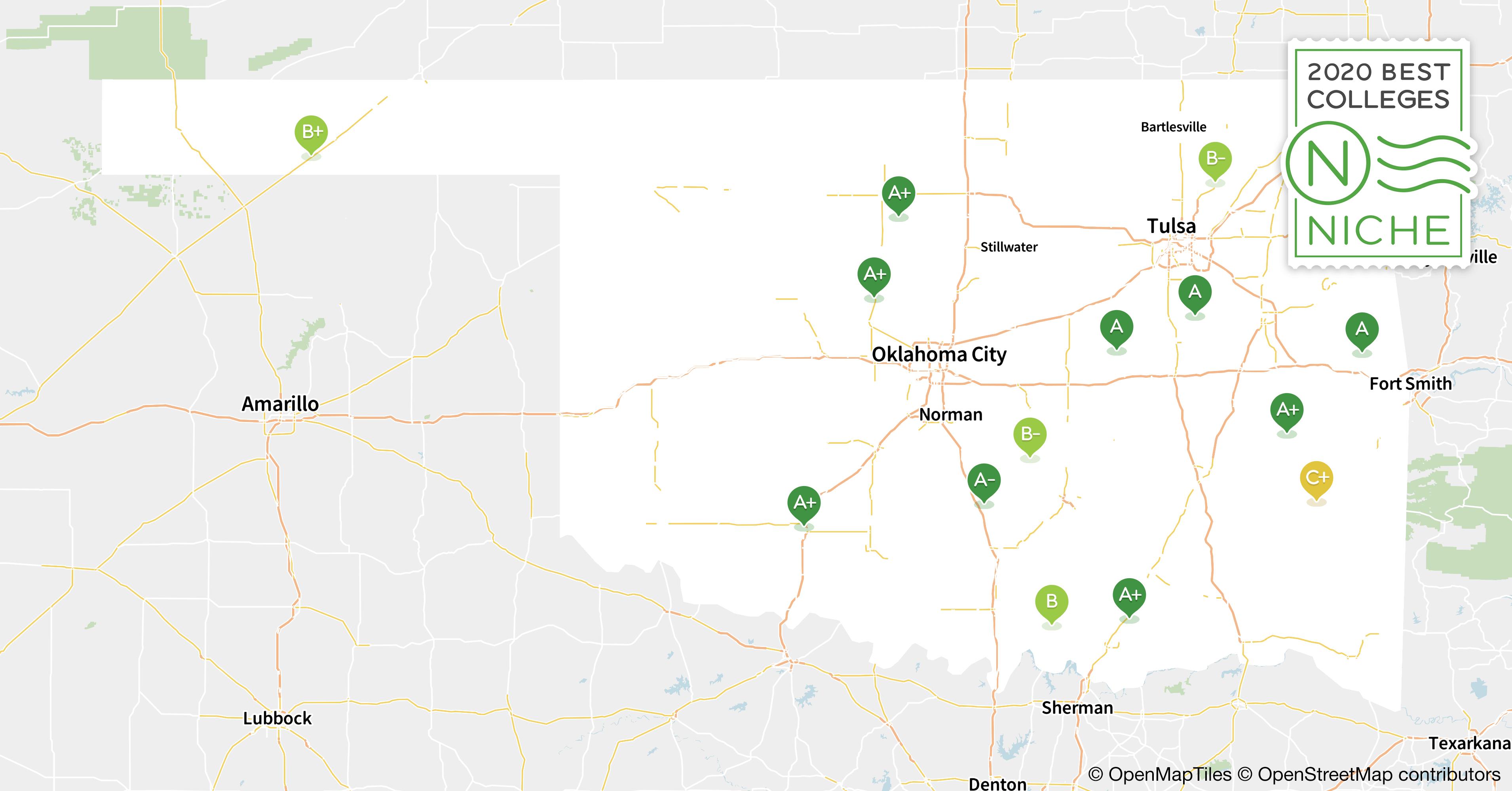 Oklahoma grad dating scene